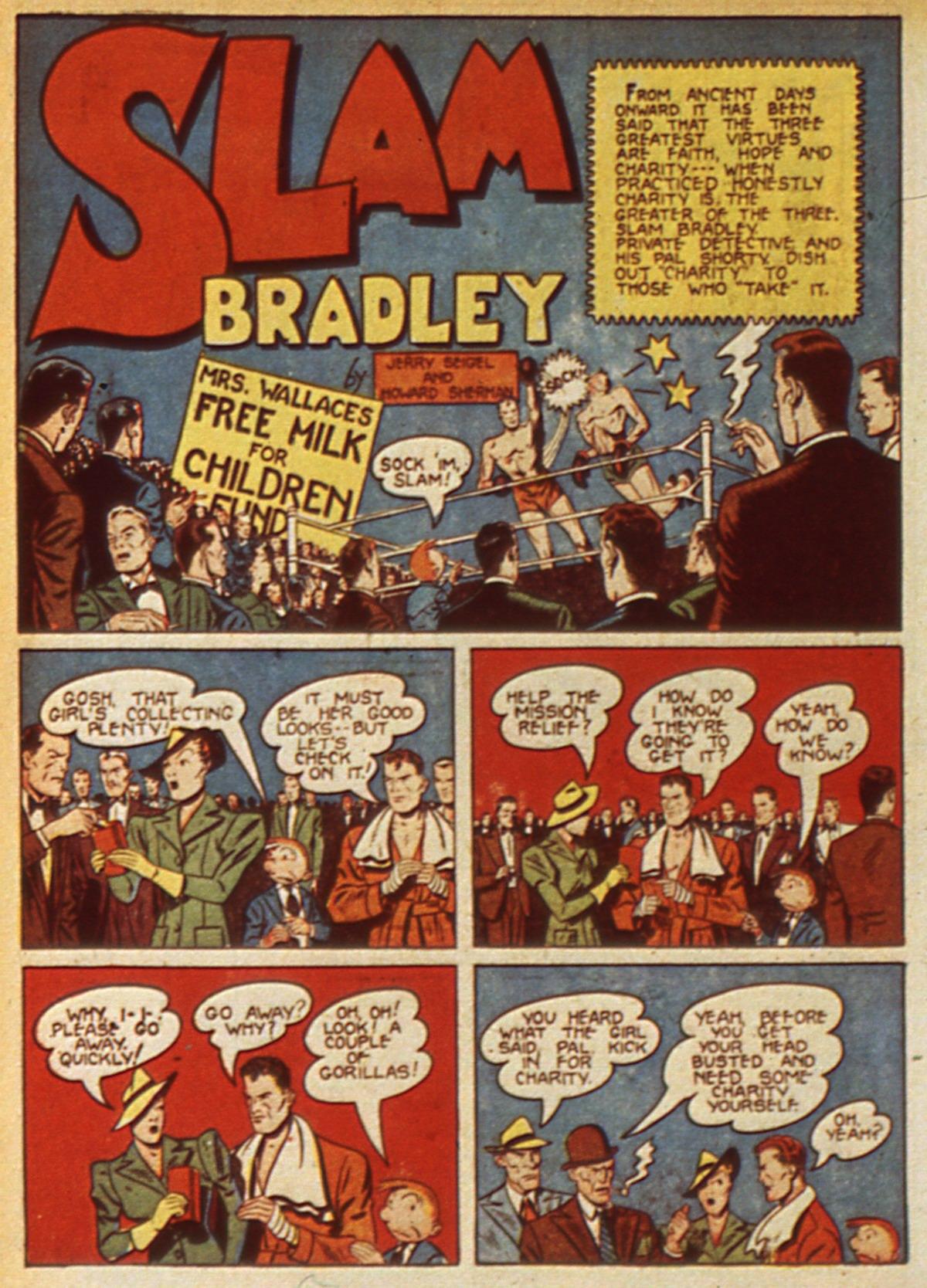 Read online Detective Comics (1937) comic -  Issue #45 - 58