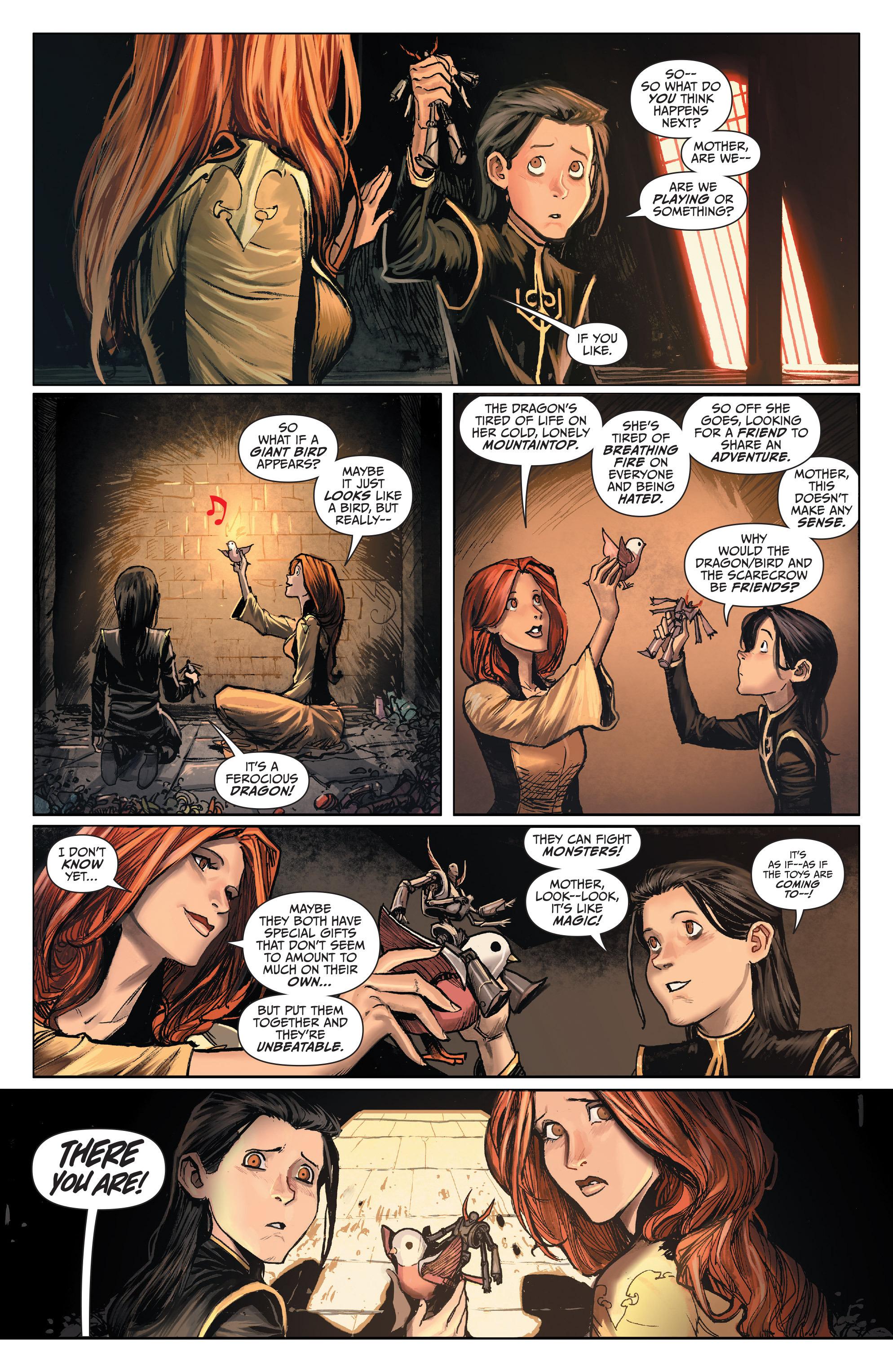 Read online Klaus comic -  Issue #4 - 20