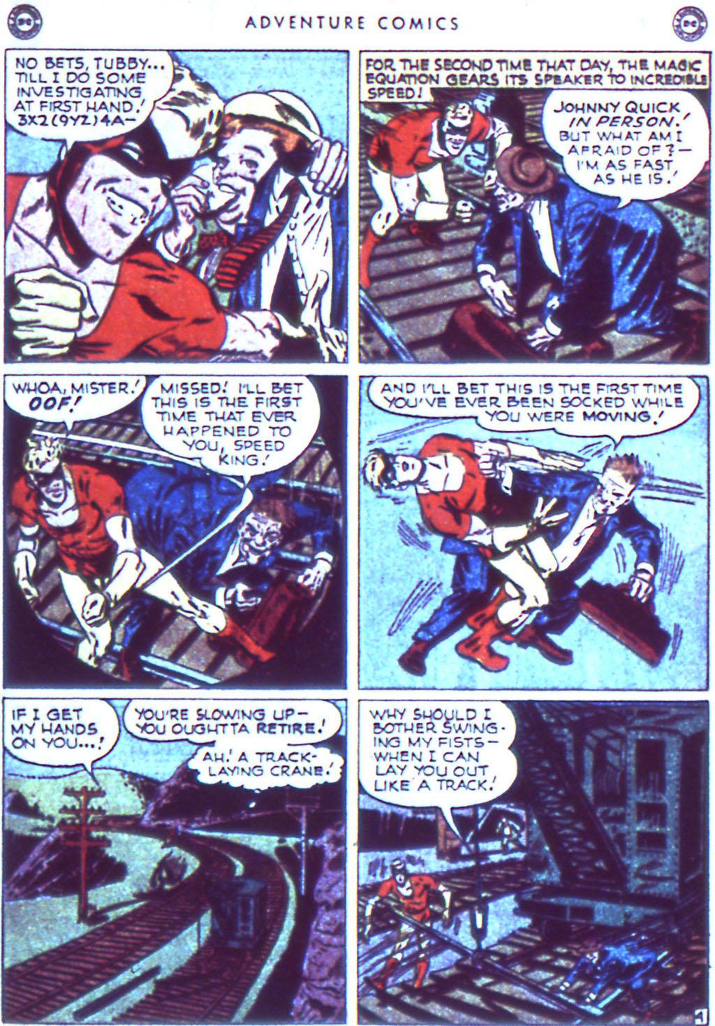 Read online Adventure Comics (1938) comic -  Issue #119 - 43