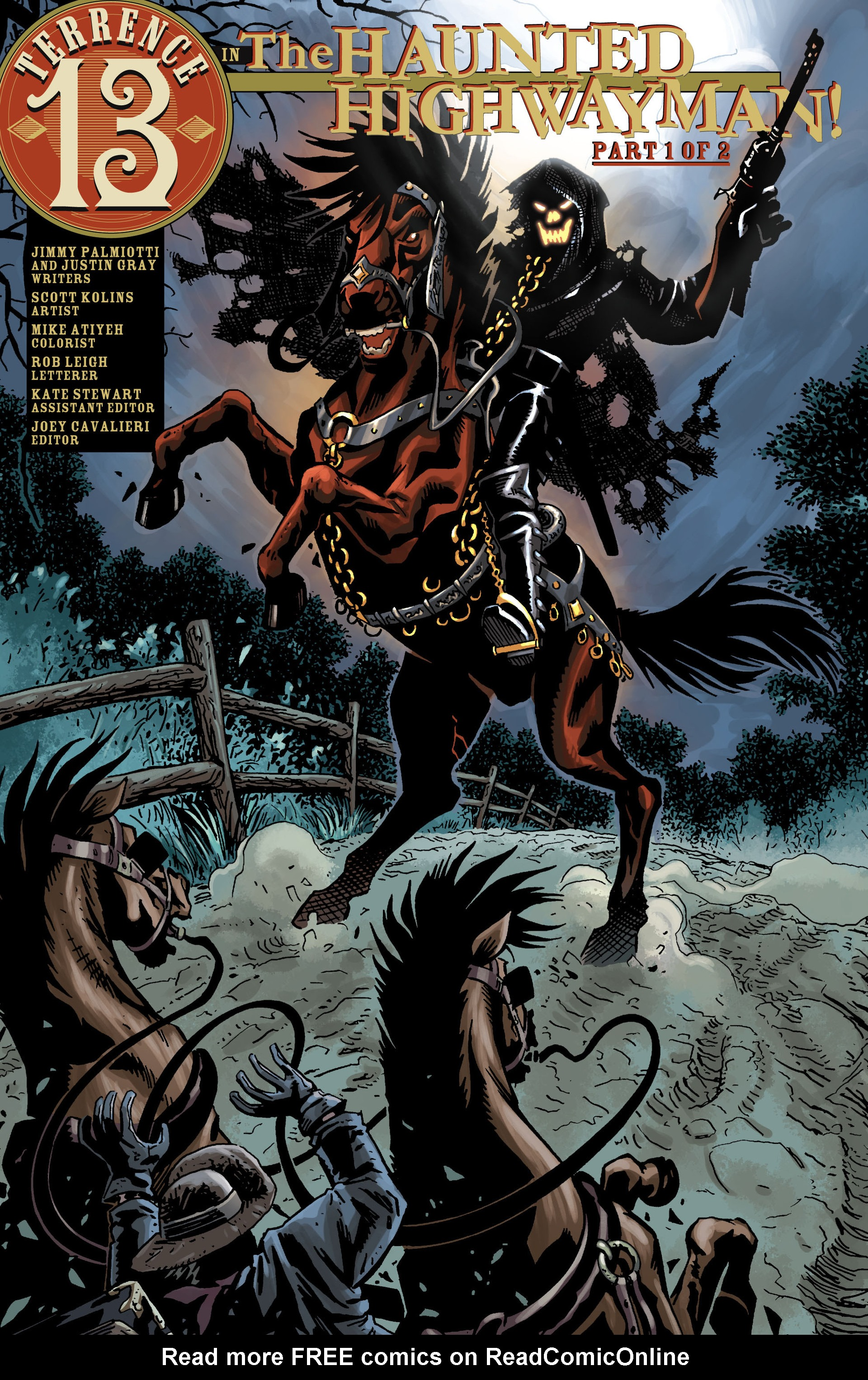 Read online All-Star Western (2011) comic -  Issue #11 - 23