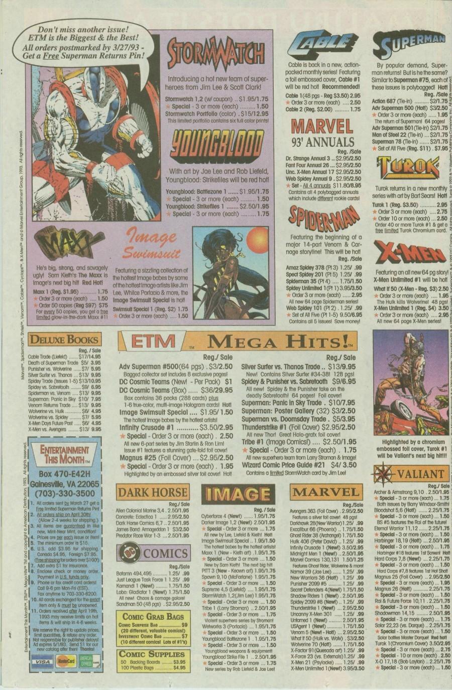 Read online Ex-Mutants comic -  Issue #4 - 23