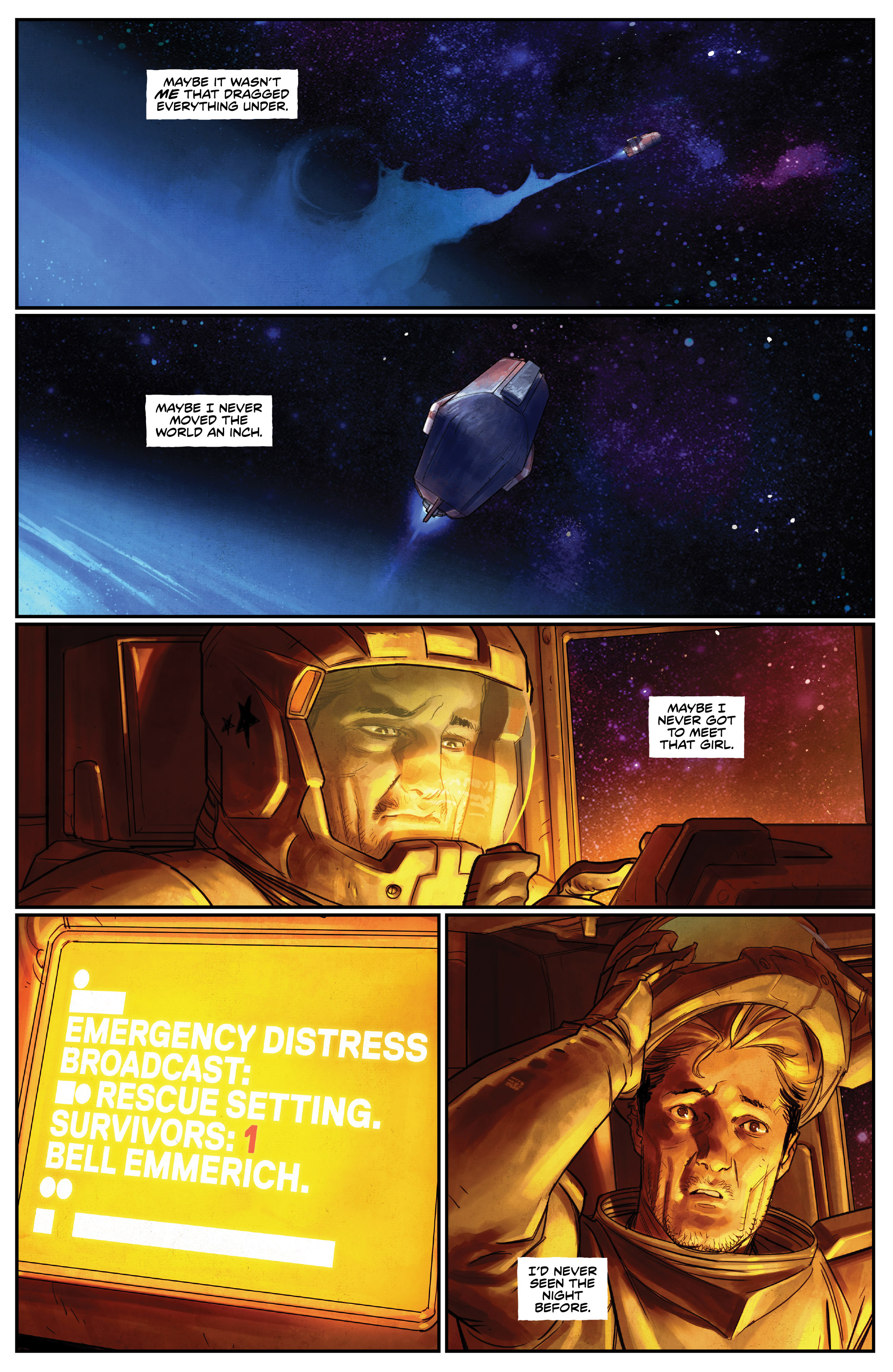 Read online Drifter (2014) comic -  Issue #19 - 24