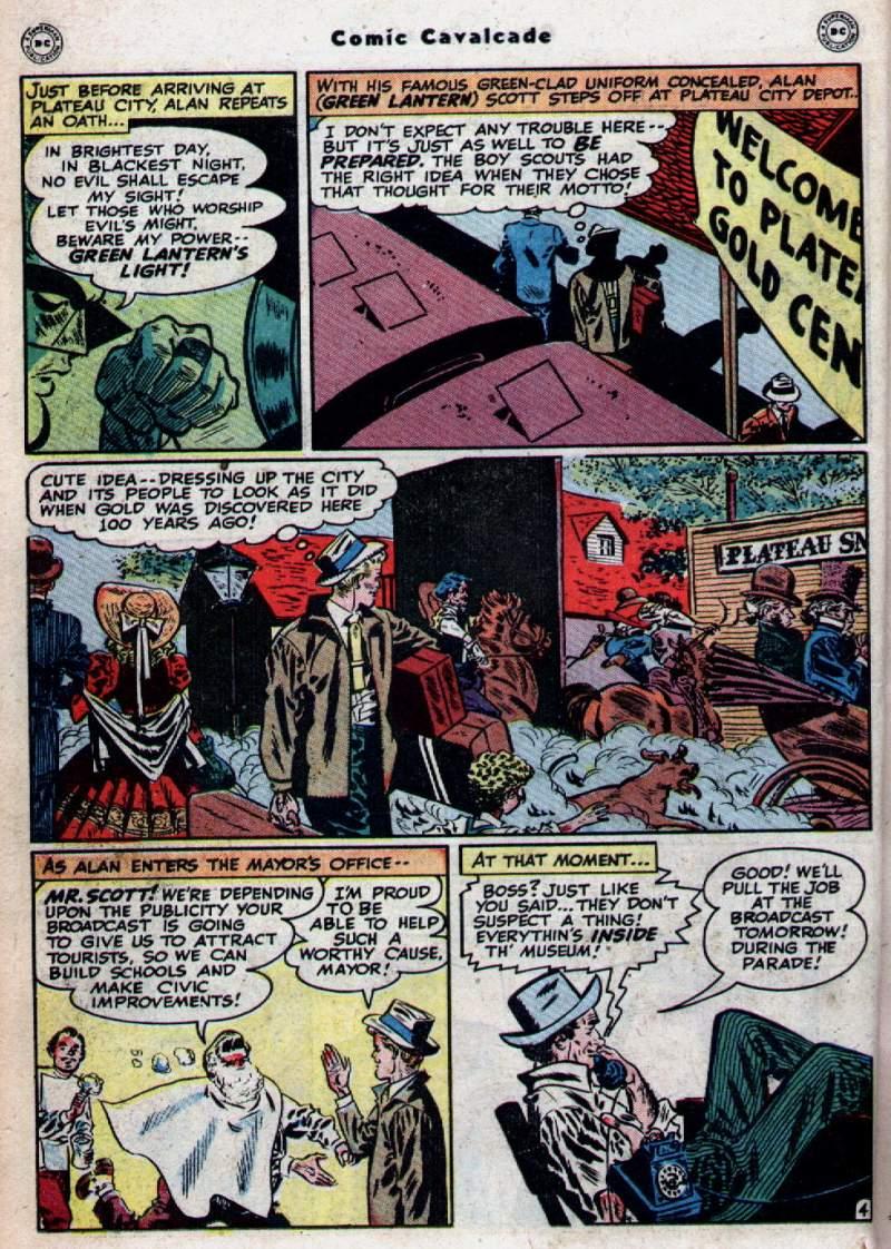 Comic Cavalcade issue 28 - Page 32