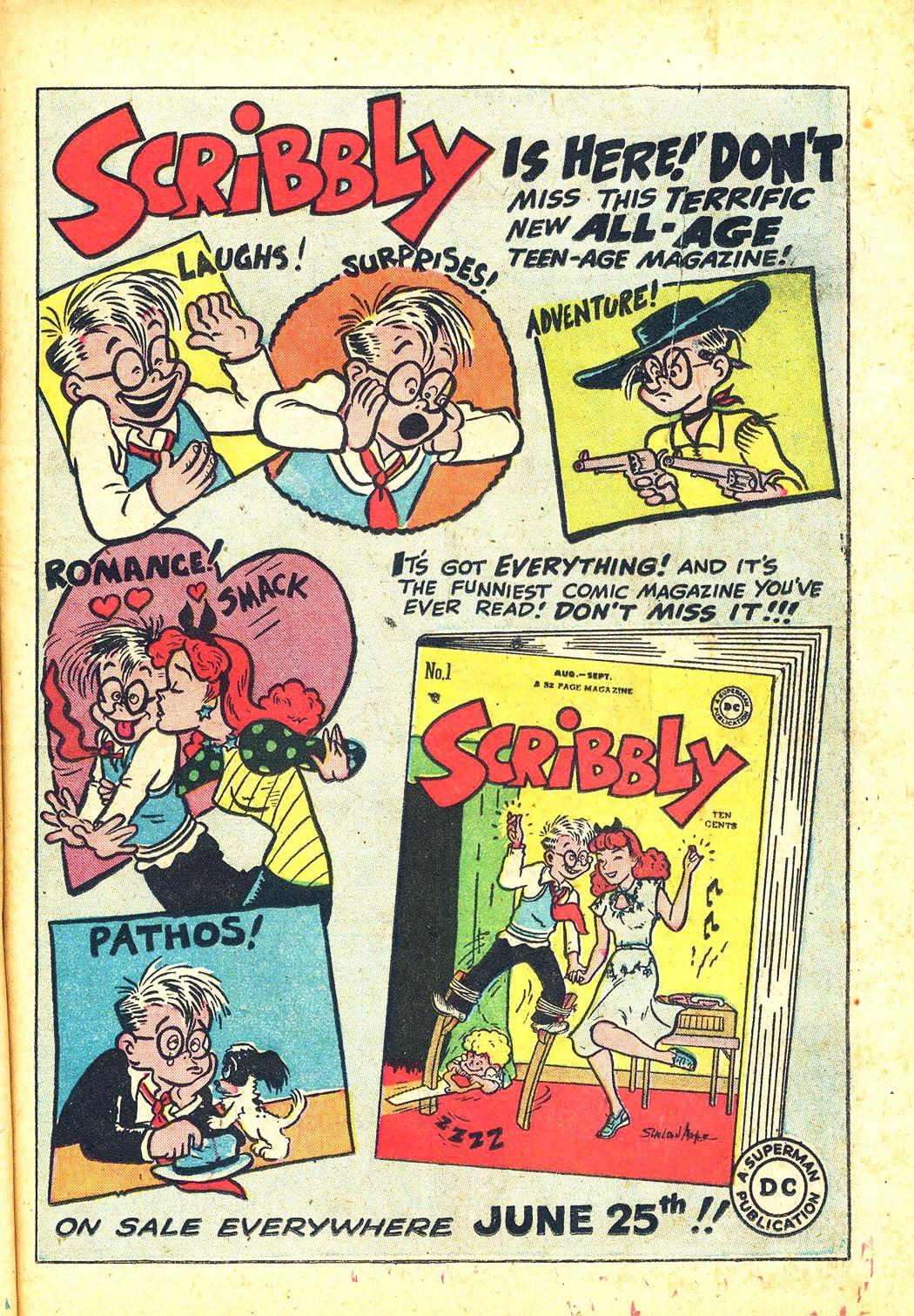 Read online Sensation (Mystery) Comics comic -  Issue #81 - 33