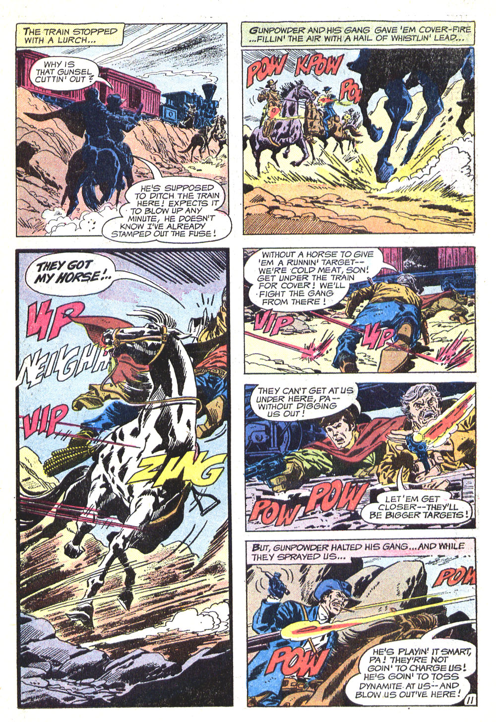 Read online All-Star Western (1970) comic -  Issue #5 - 15