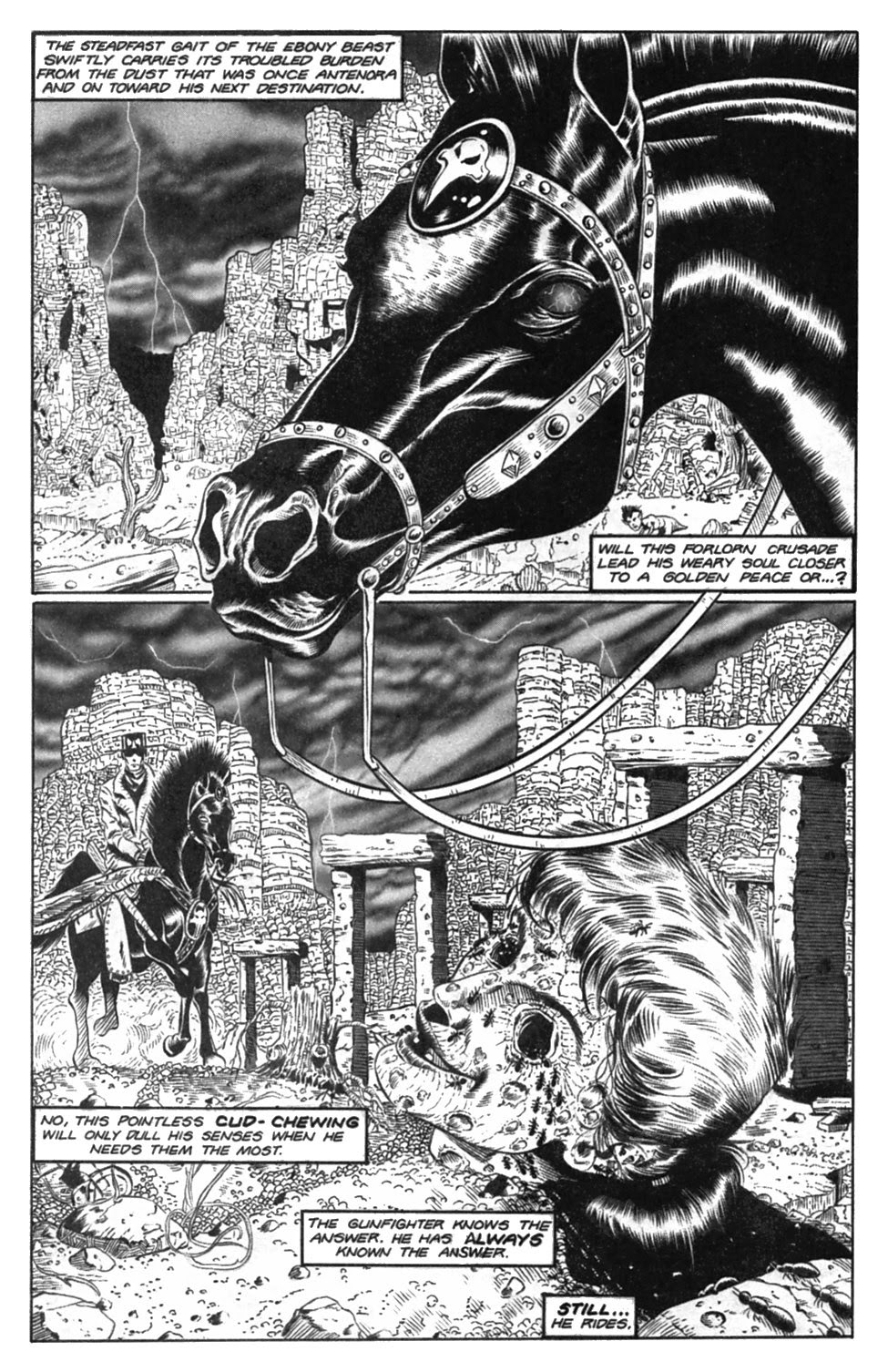 Read online Gunfighters in Hell comic -  Issue #2 - 15