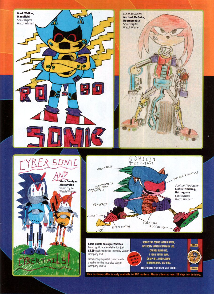 Read online Sonic the Comic comic -  Issue #176 - 11