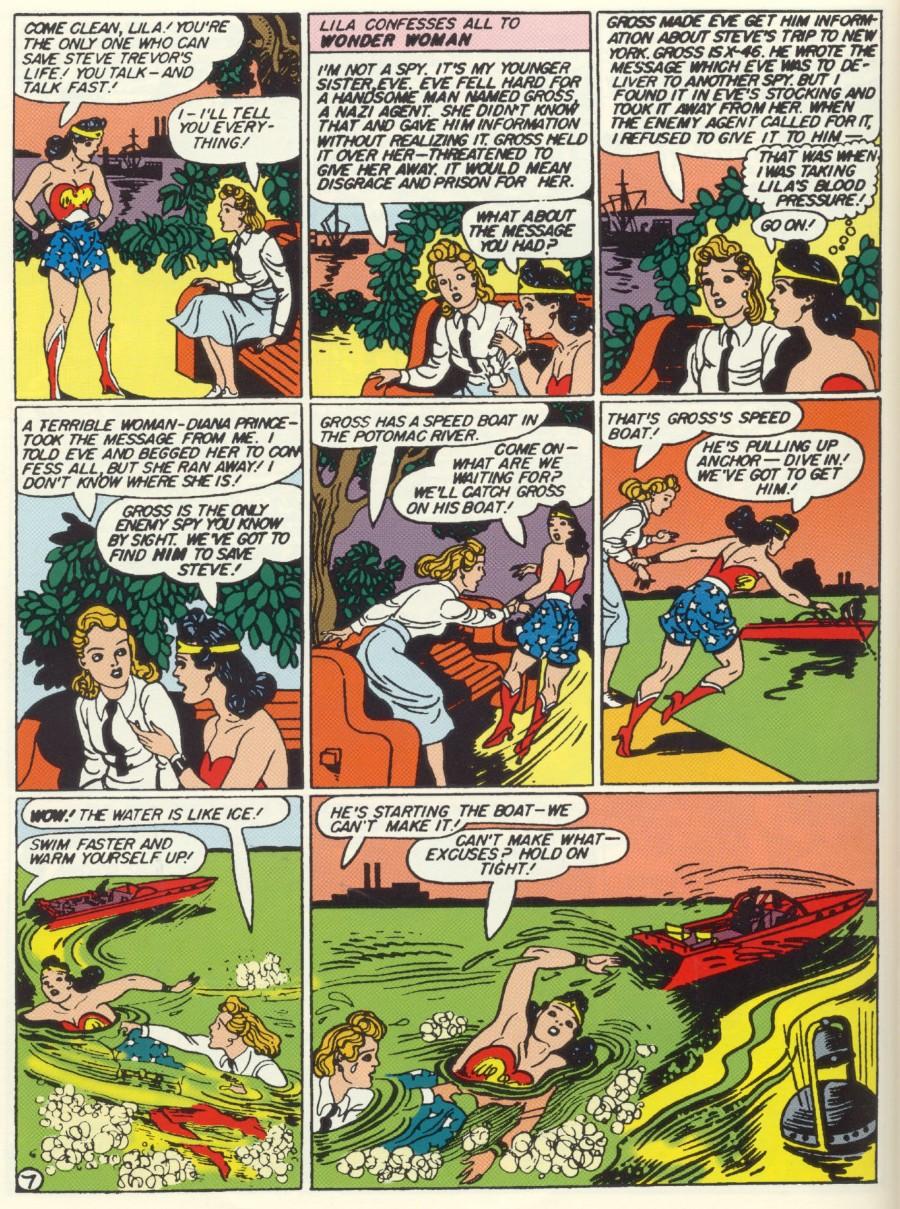 Read online Sensation (Mystery) Comics comic -  Issue #3 - 9