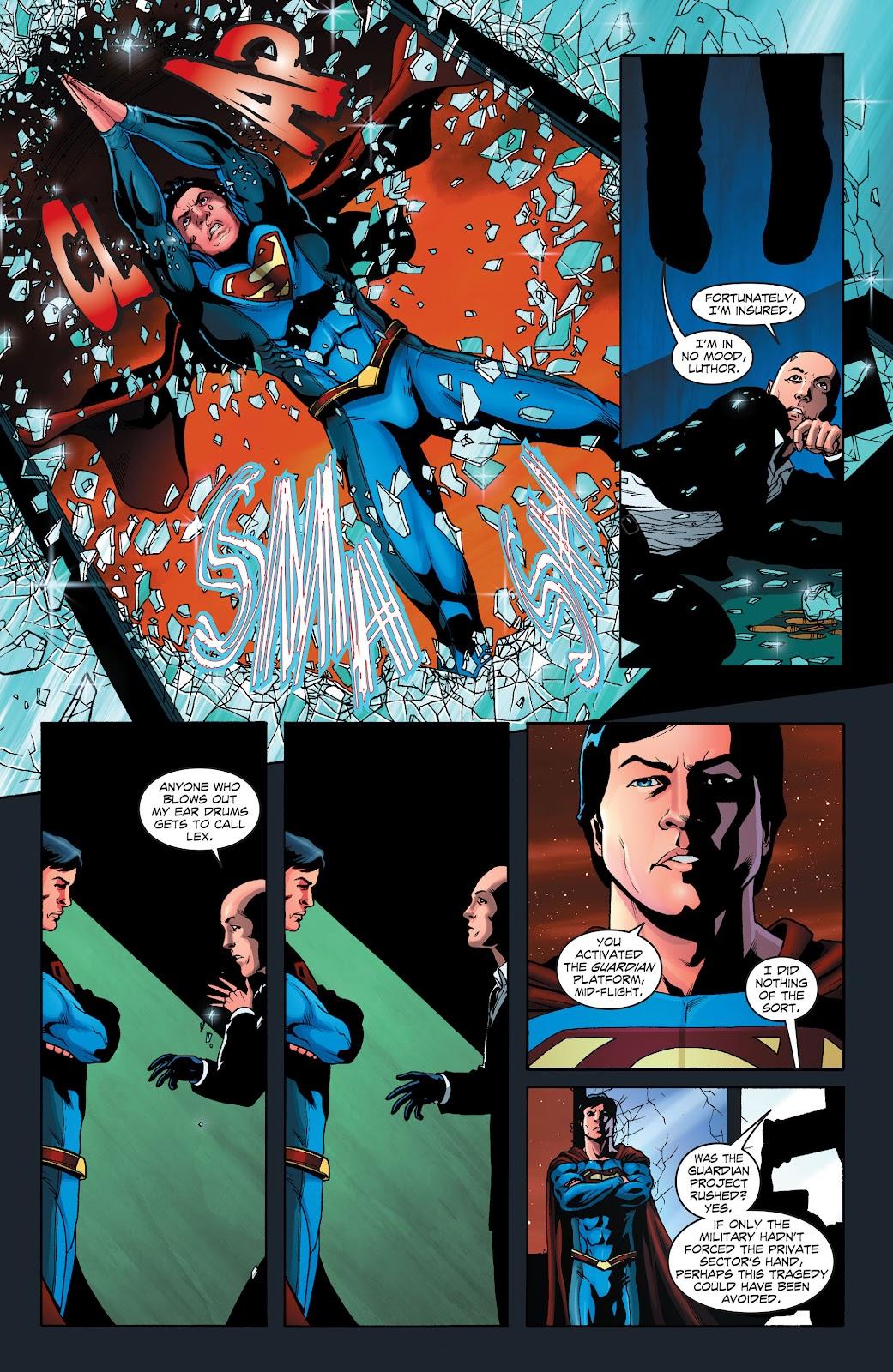 Read online Smallville Season 11 [II] comic -  Issue # TPB 1 - 78