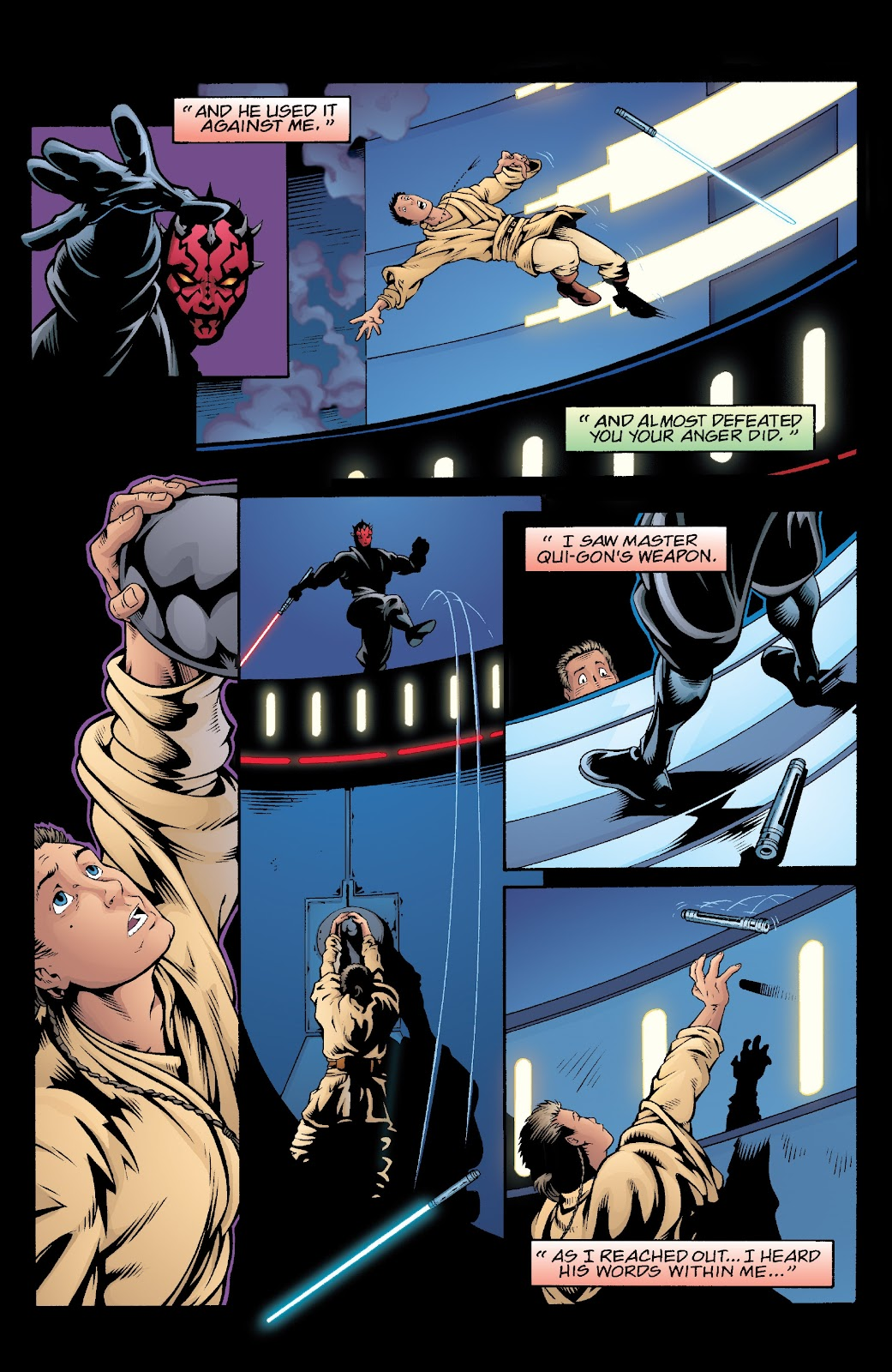 Read online Star Wars Legends: Rise of the Sith - Epic Collection comic -  Issue # TPB 2 (Part 5) - 45