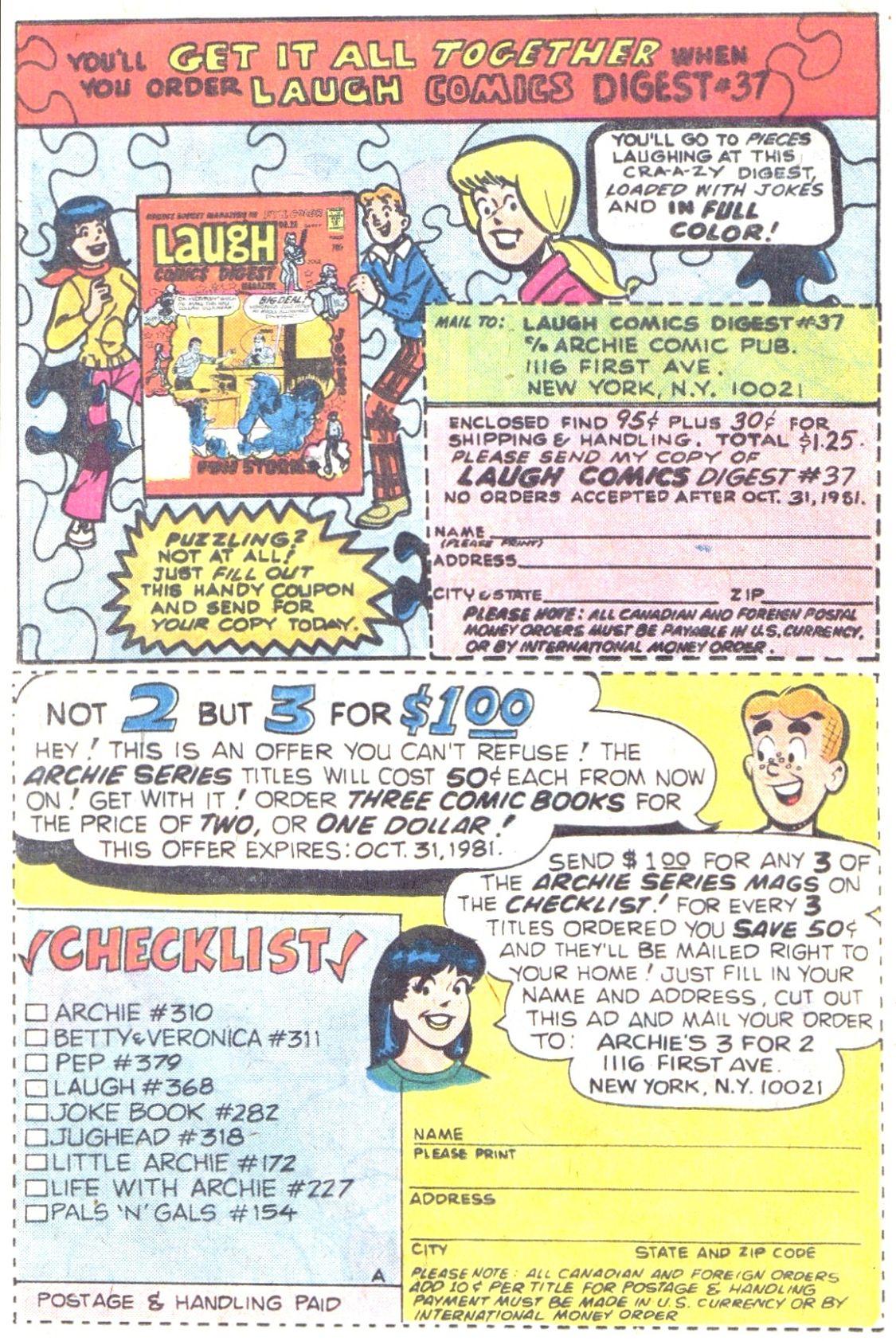 Read online She's Josie comic -  Issue #104 - 18
