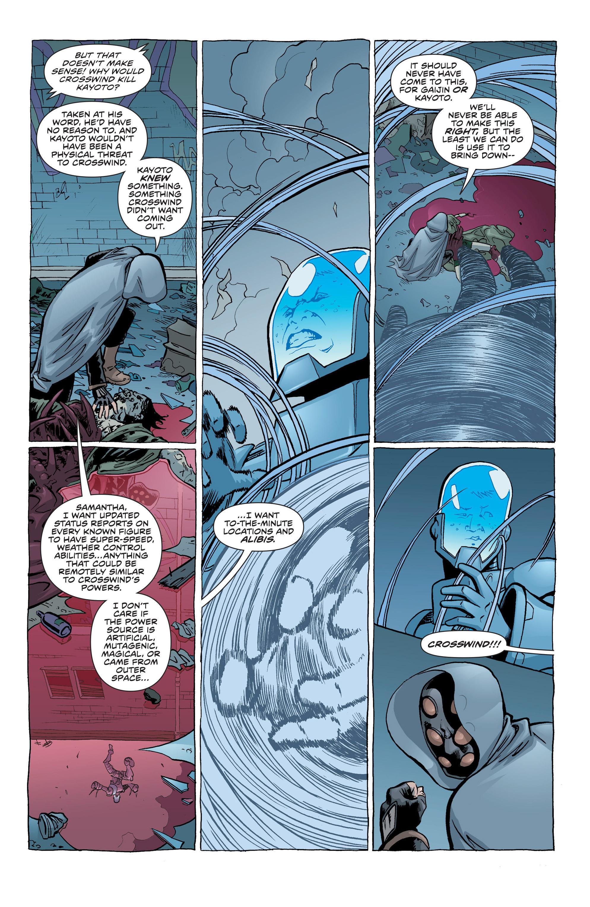 Read online Secret Identities comic -  Issue # _TPB - 152