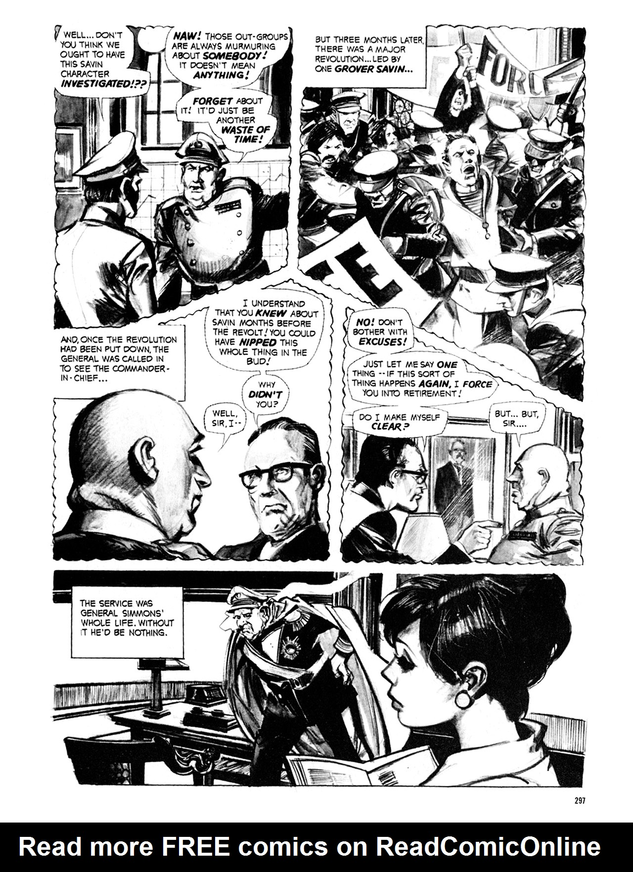Read online Eerie Archives comic -  Issue # TPB 8 - 298