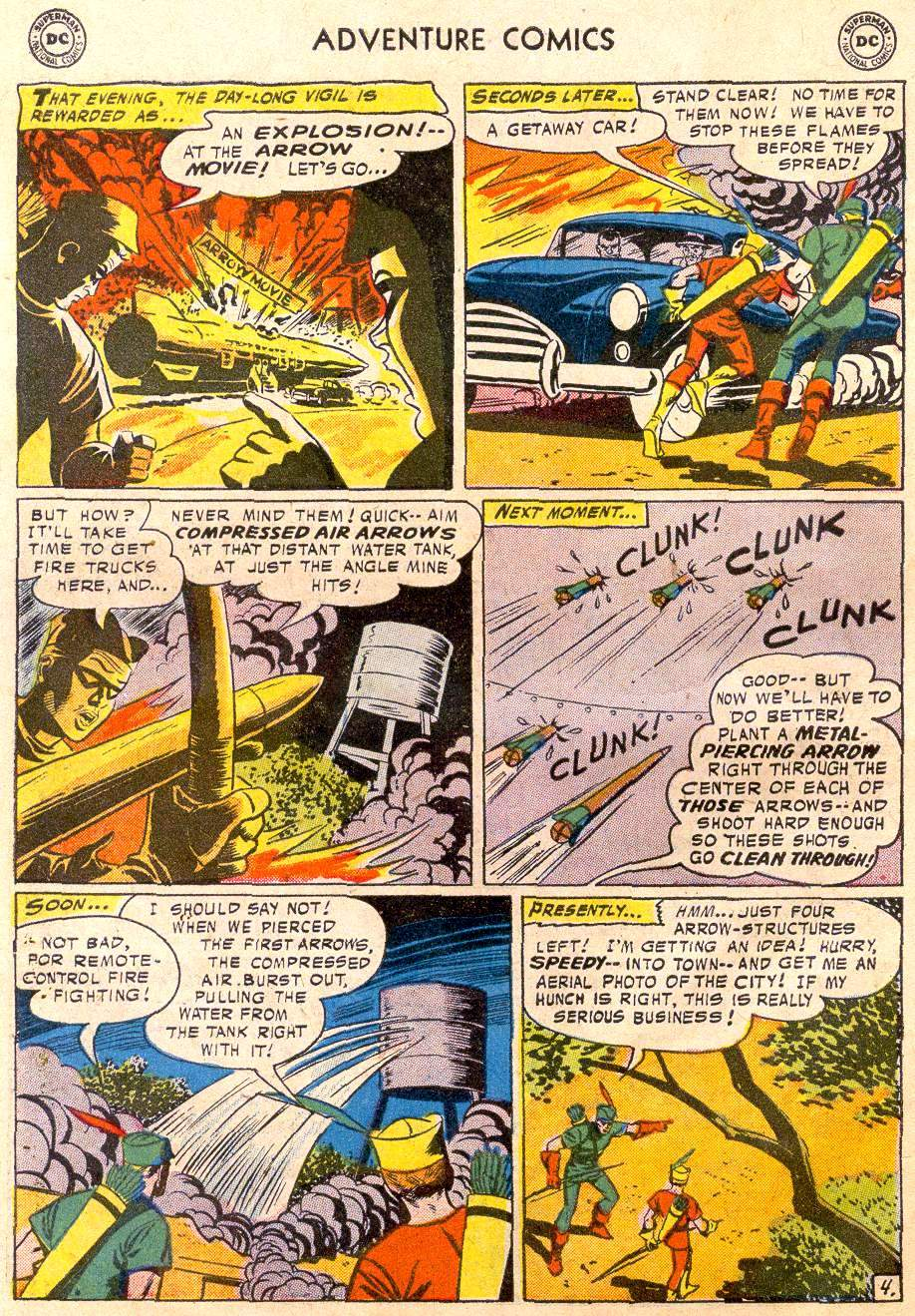 Read online Adventure Comics (1938) comic -  Issue #235 - 30