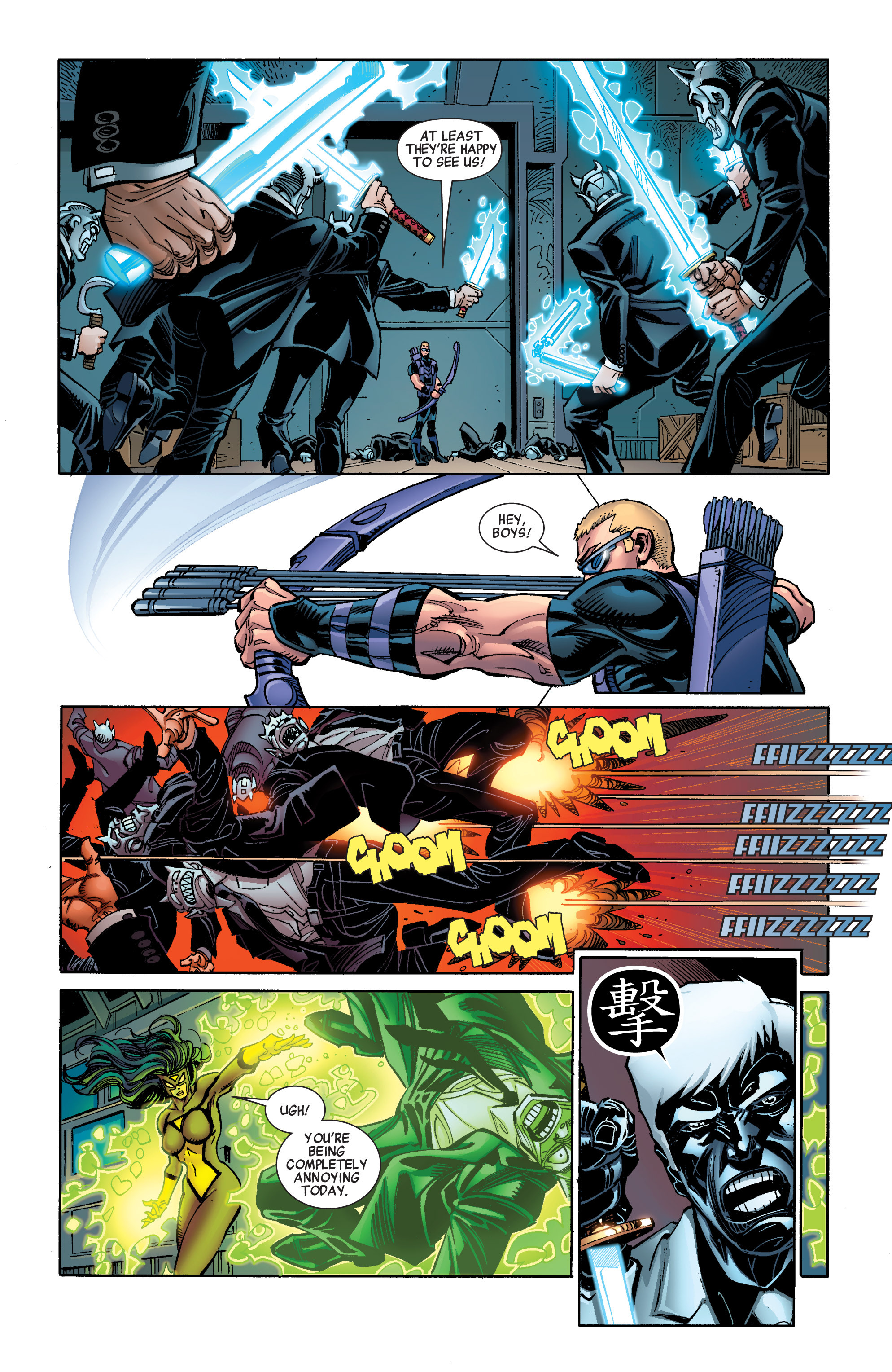 Read online Avengers (2010) comic -  Issue #30 - 8