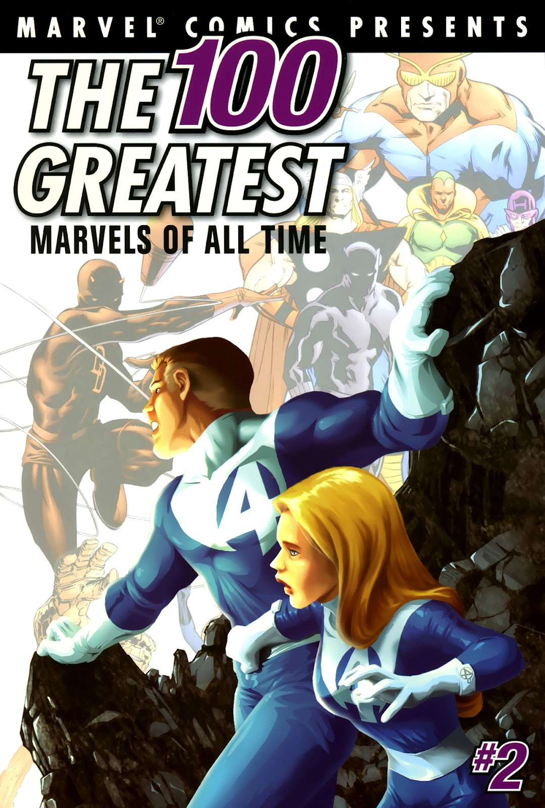 The 100 Greatest Marvels of All Time 9 Page 1