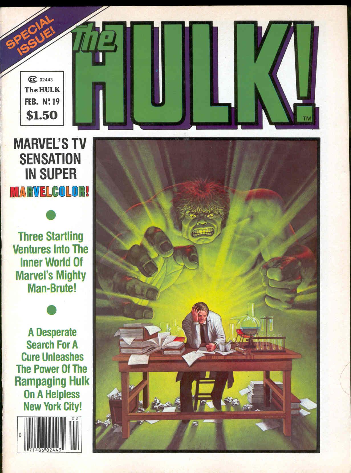 Hulk (1978) 19 Page 1