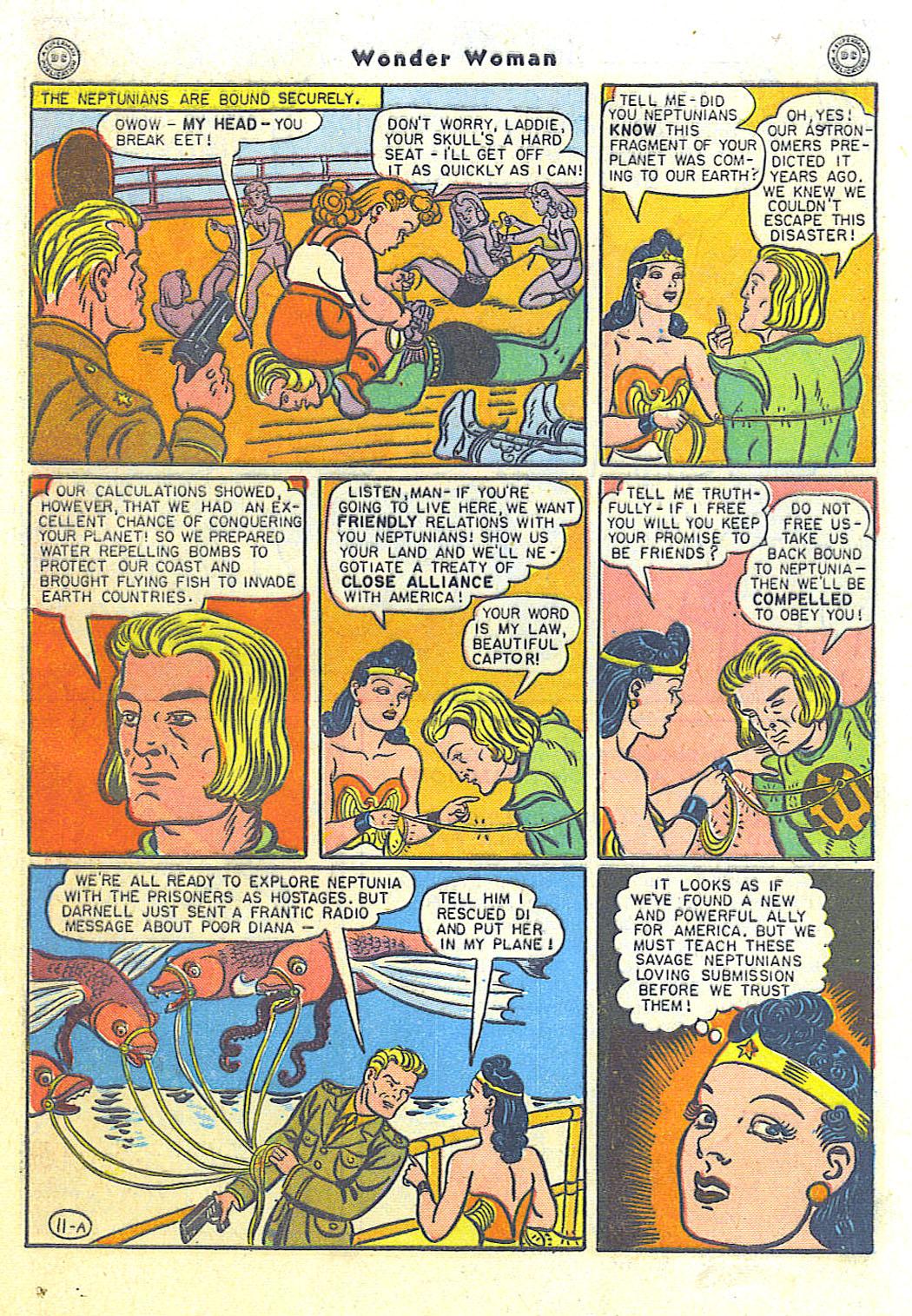 Read online Wonder Woman (1942) comic -  Issue #15 - 13