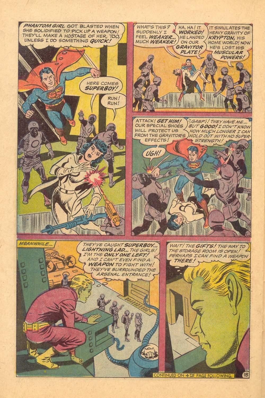 Read online Adventure Comics (1938) comic -  Issue #367 - 23