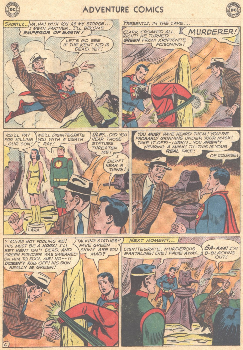 Read online Adventure Comics (1938) comic -  Issue #309 - 27