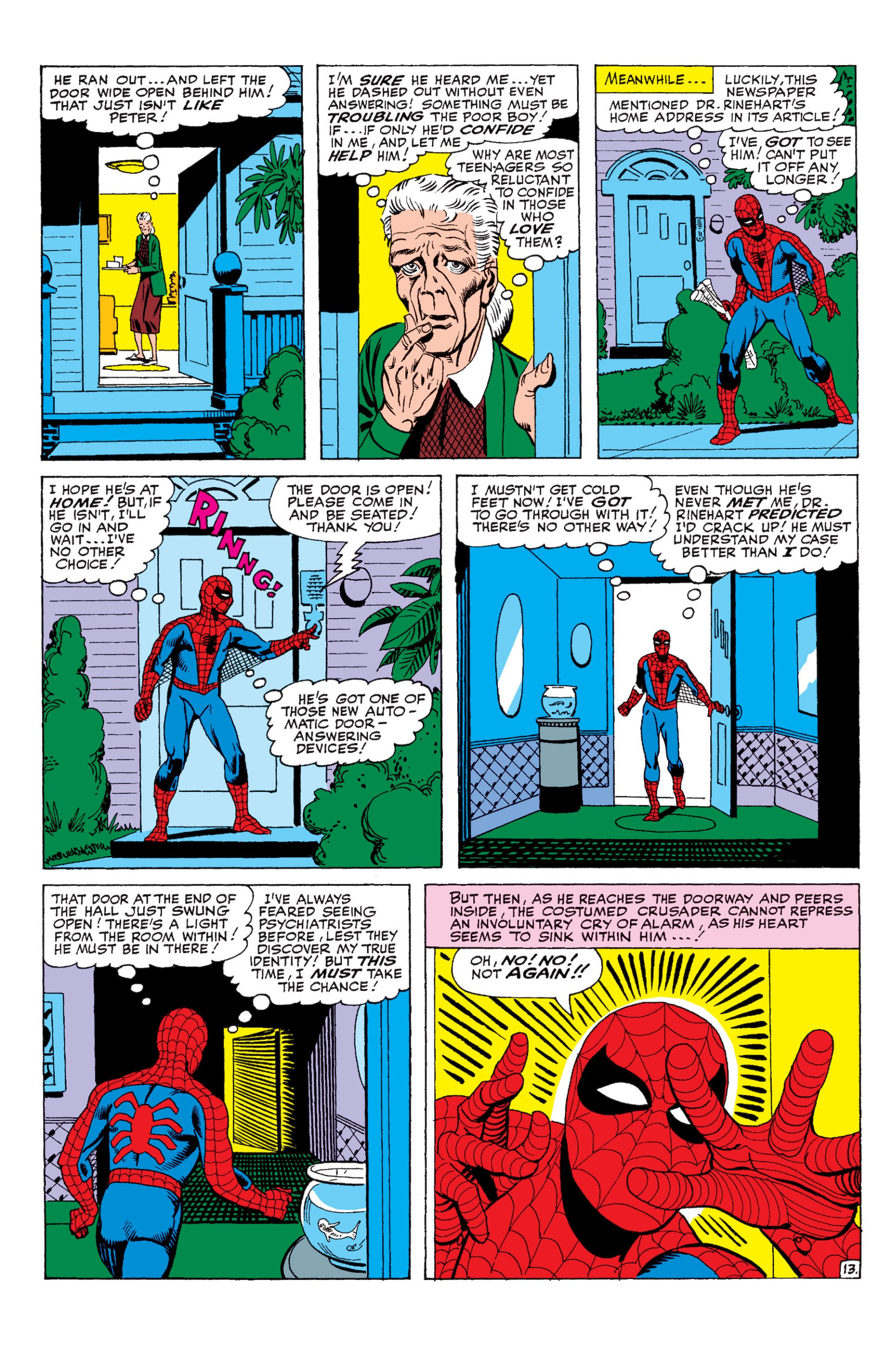 The Amazing Spider-Man (1963) 24 Page 13