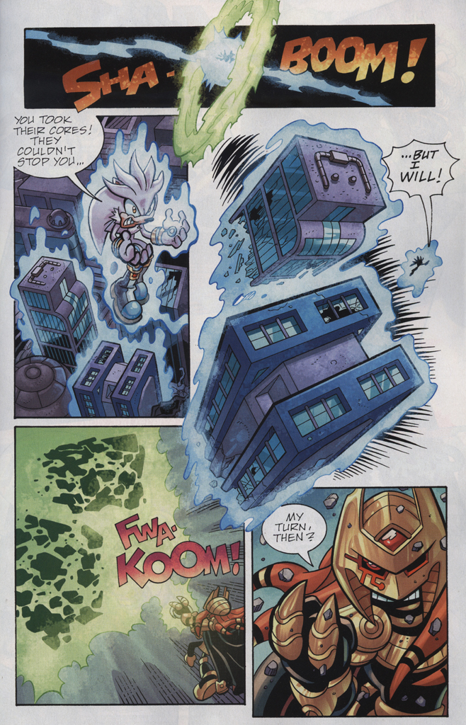 Read online Sonic Universe comic -  Issue #28 - 5