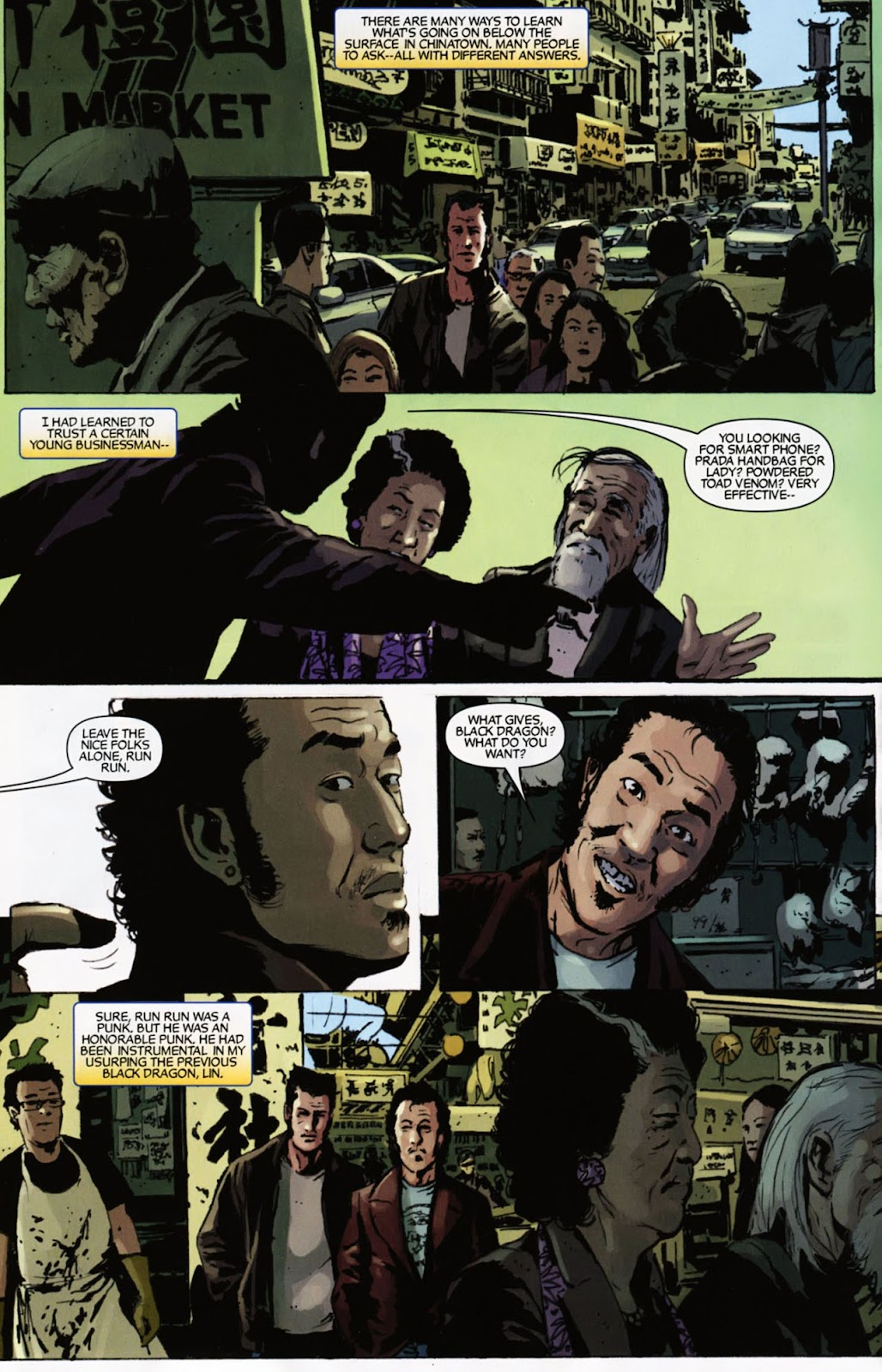 Read online Wolverine (2003) comic -  Issue #900 - 16