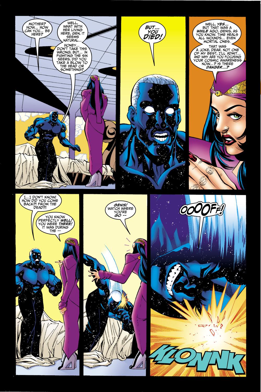 Captain Marvel (1999) Issue #19 #20 - English 9