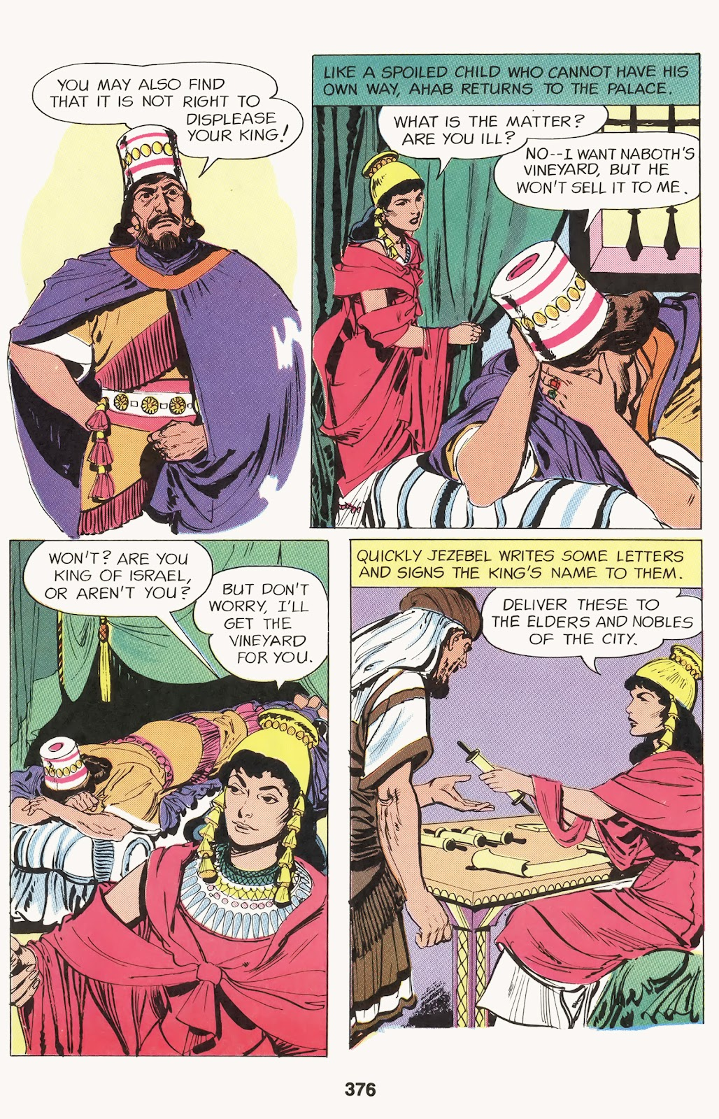 The Picture Bible issue TPB (Part 4) - Page 79
