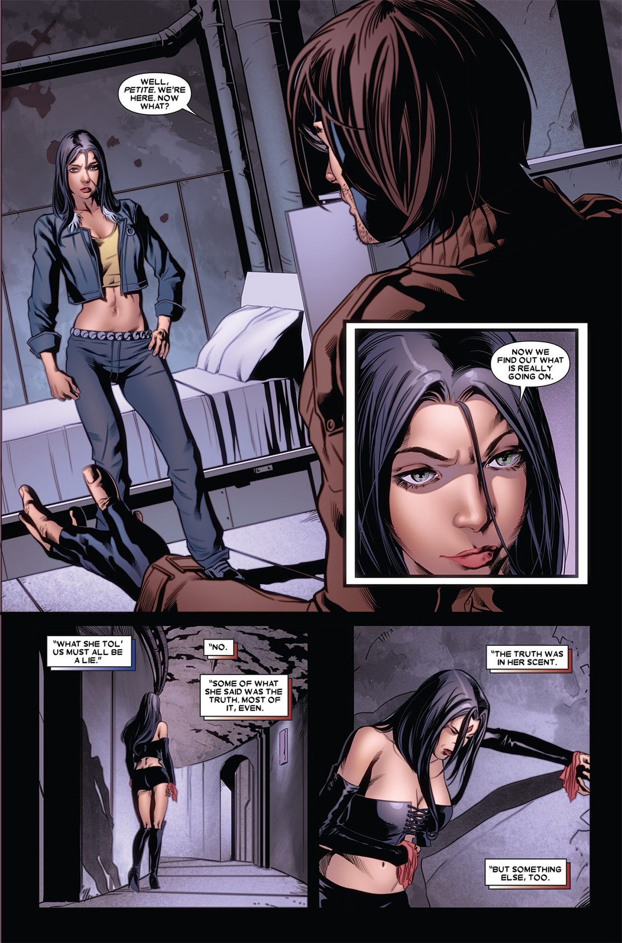 Read online X-23 (2010) comic -  Issue #5 - 11