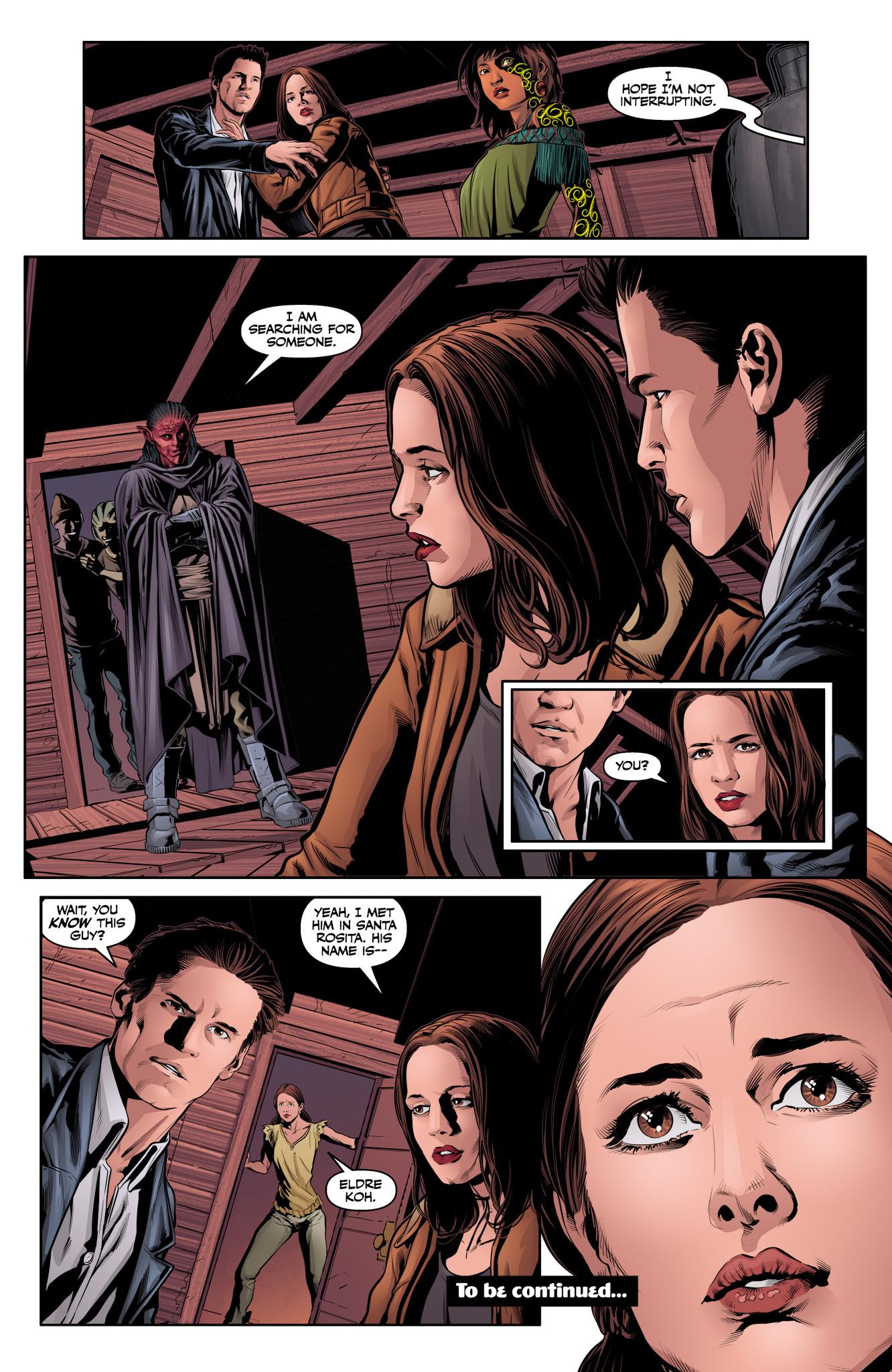 Read online Angel & Faith Season 10 comic -  Issue #11 - 24