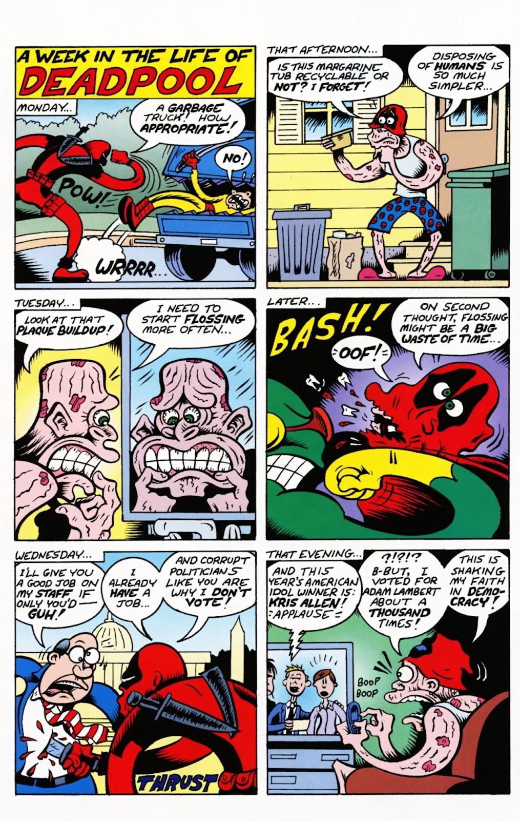 Read online Deadpool (2008) comic -  Issue #1000 - 42