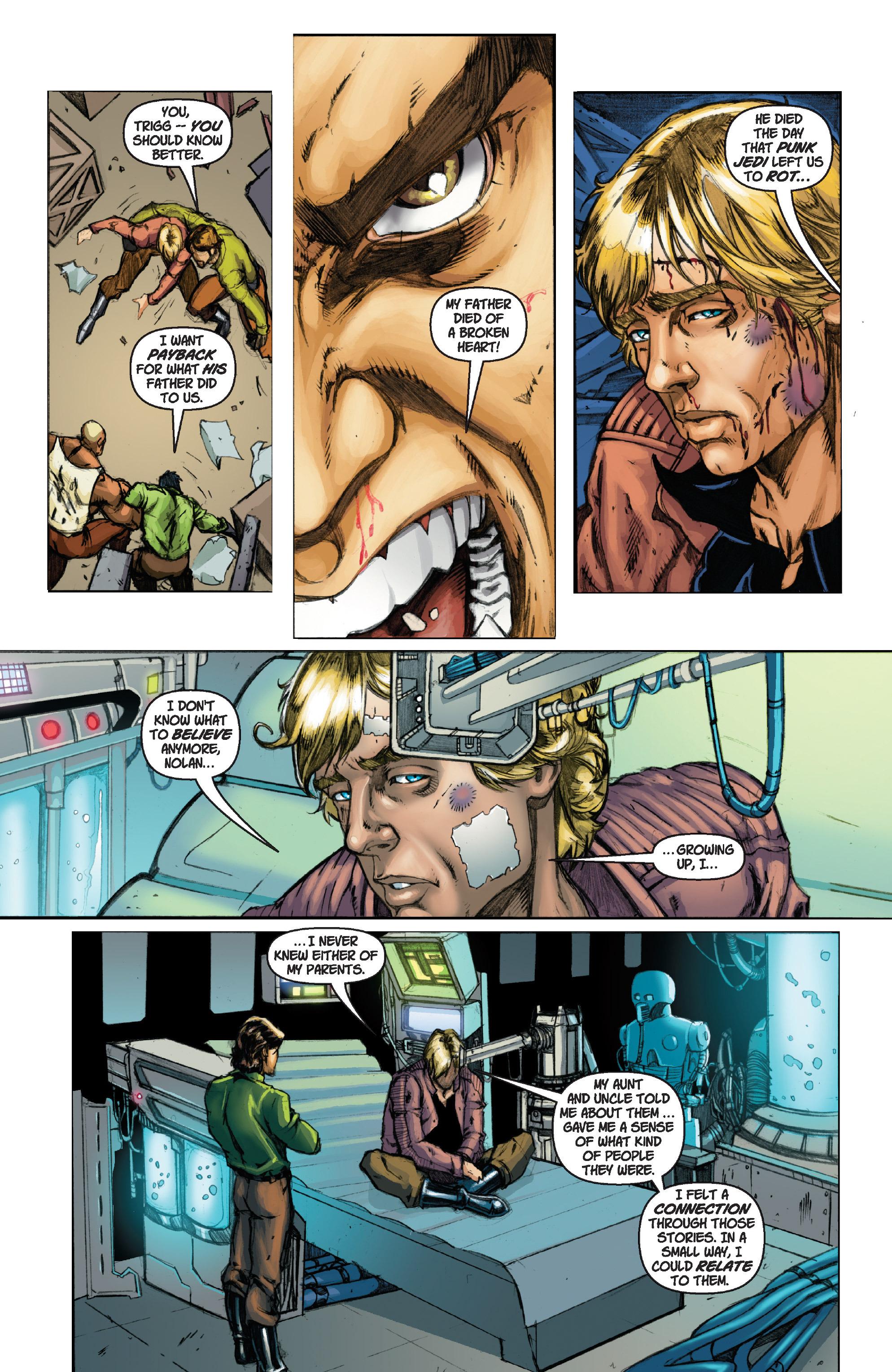 Read online Star Wars Omnibus comic -  Issue # Vol. 20 - 109