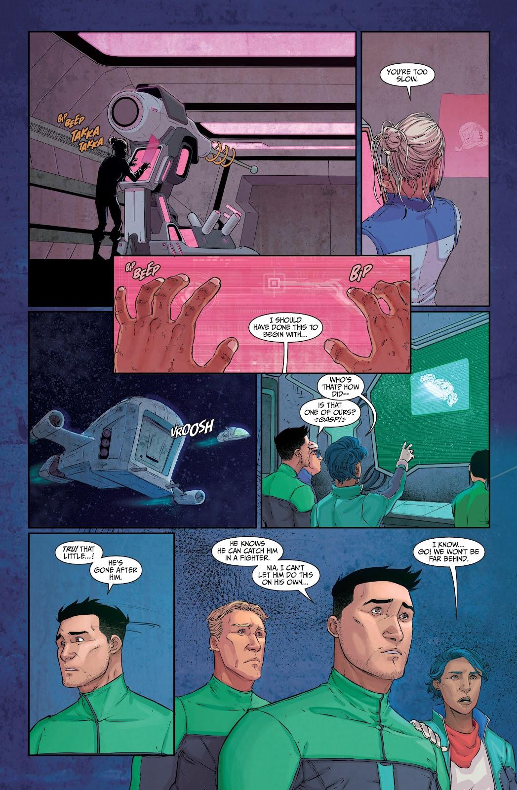 Exilium issue 6 - Page 39