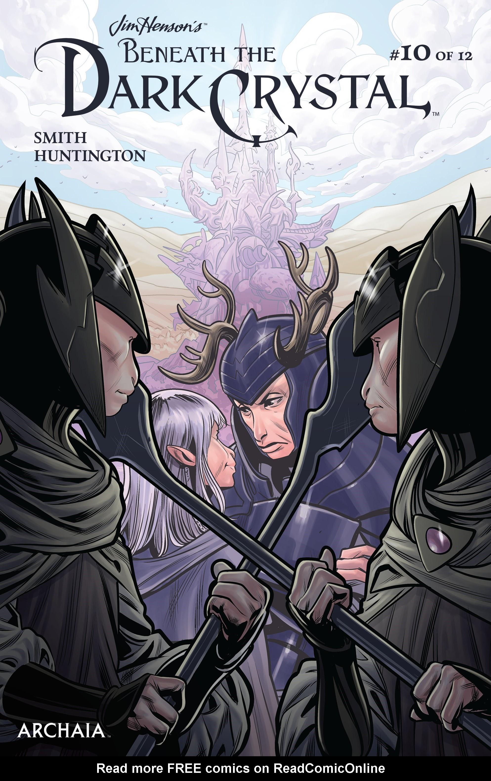 Jim Hensons Beneath the Dark Crystal 10 Page 1
