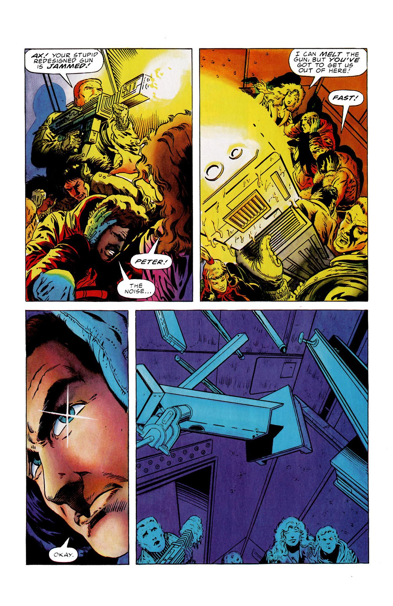 Read online Harbinger (1992) comic -  Issue #16 - 4