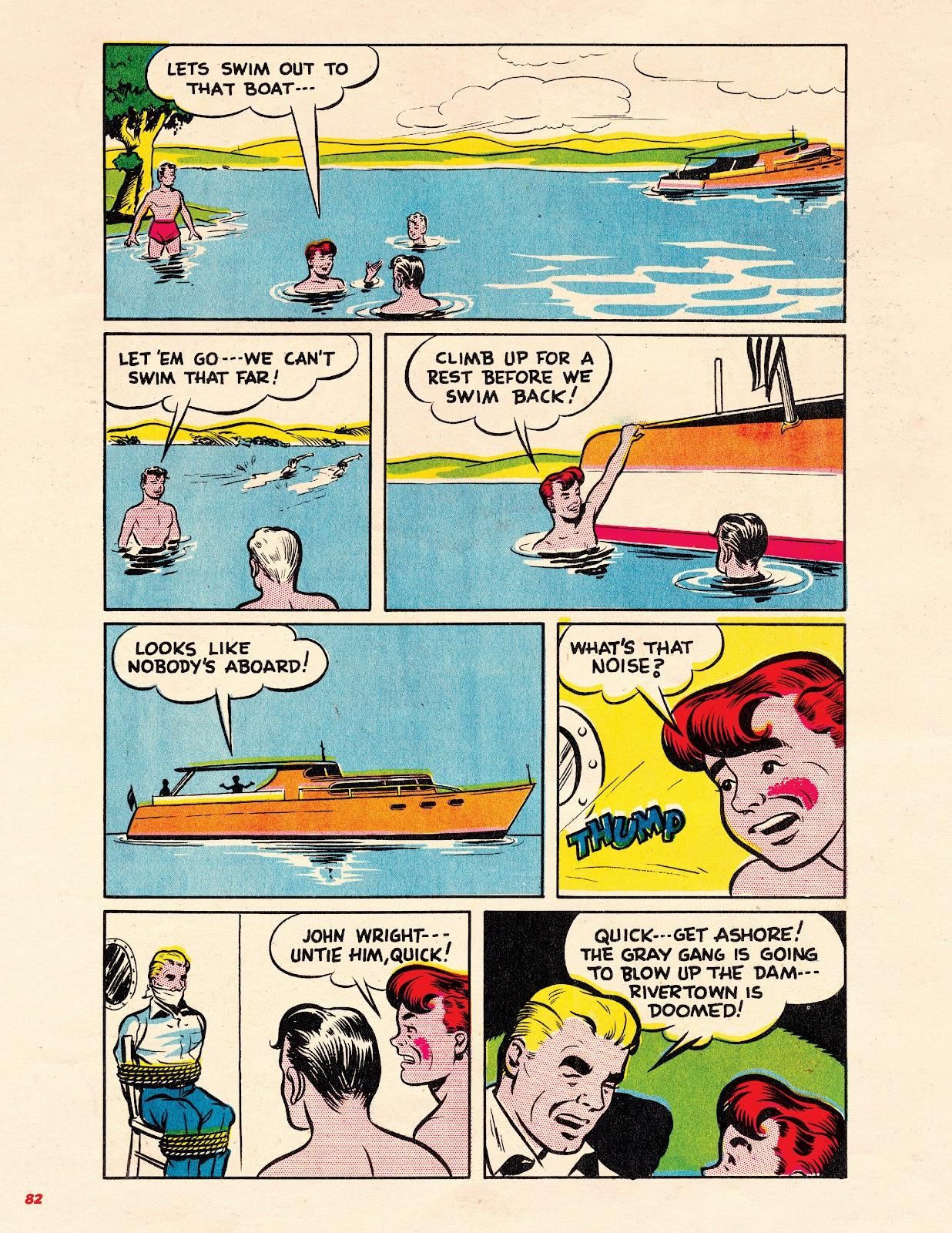 Read online Super Weird Heroes comic -  Issue # TPB 1 (Part 1) - 81