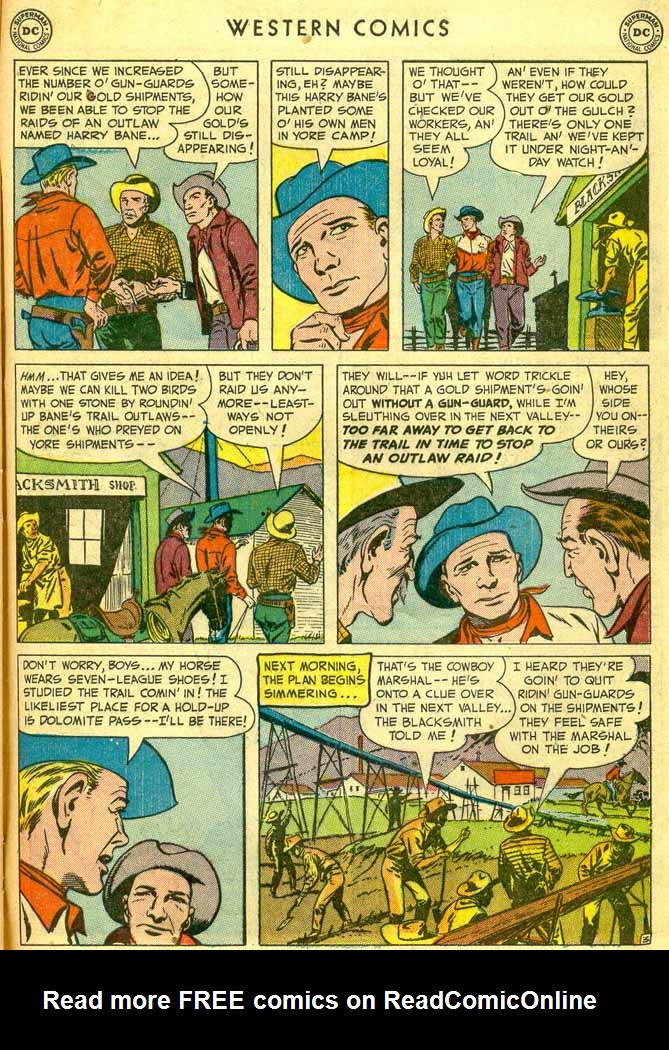Western Comics issue 25 - Page 41