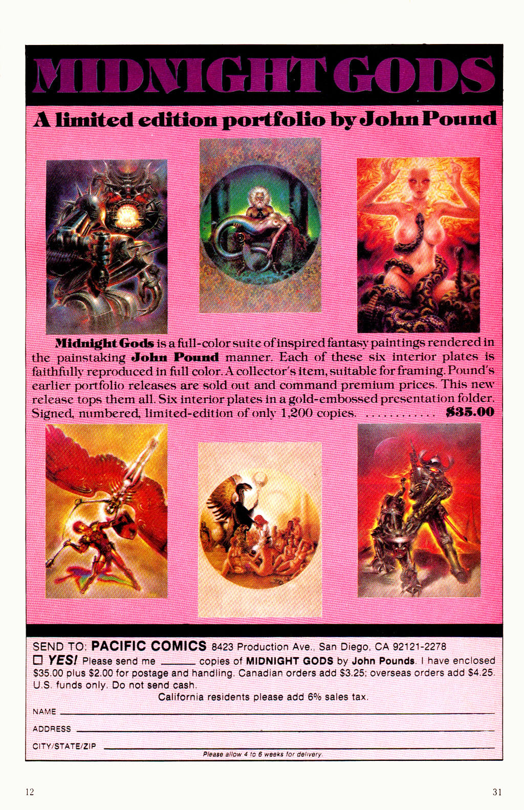 Read online Twisted Tales (1982) comic -  Issue #8 - 14