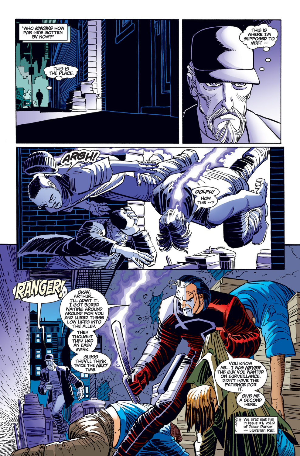 The Amazing Spider-Man (1999) 22 Page 14