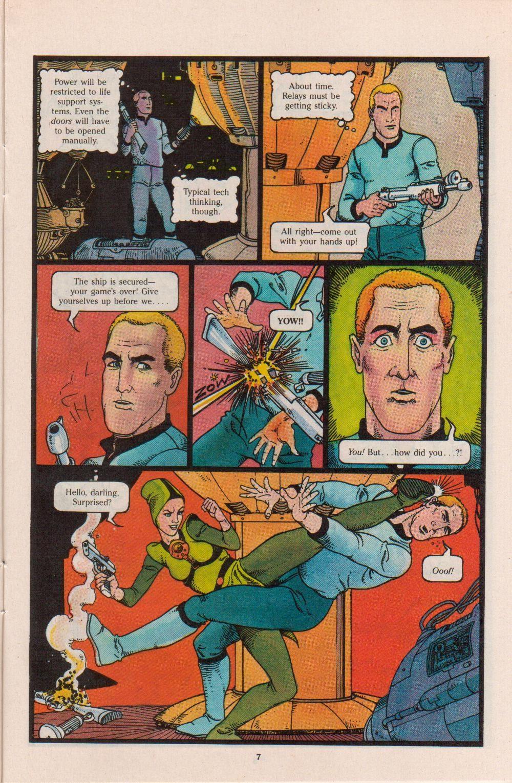 Read online Dalgoda comic -  Issue #8 - 9