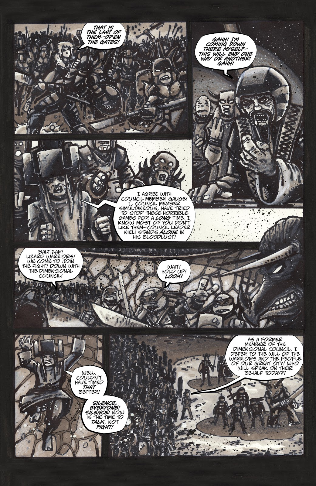 Read online Teenage Mutant Ninja Turtles: The IDW Collection comic -  Issue # TPB 4 (Part 3) - 3
