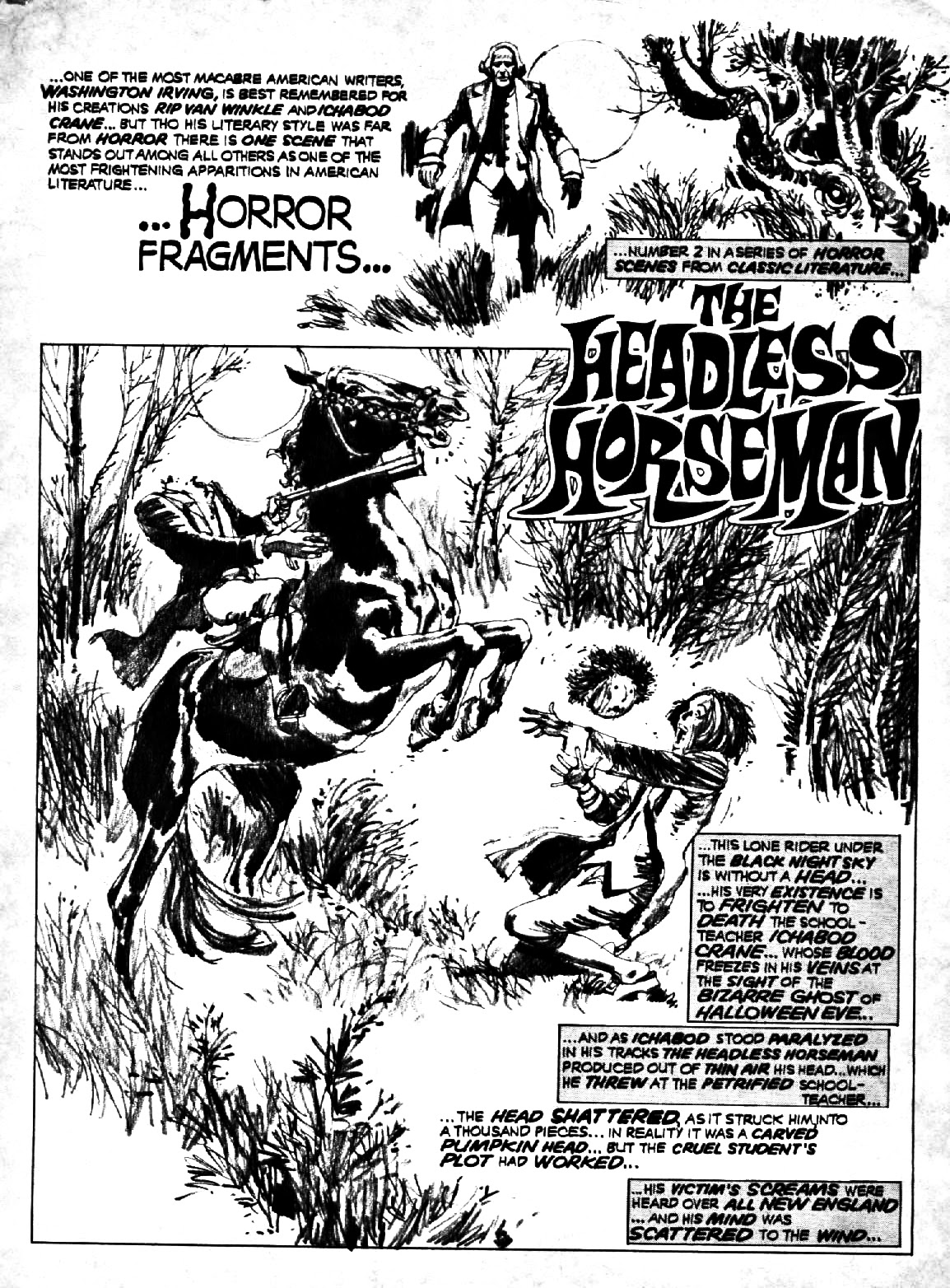 Scream (1973) issue 7 - Page 2