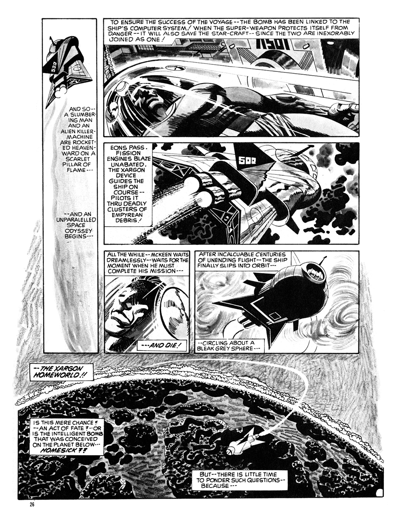 Read online Eerie Archives comic -  Issue # TPB 9 - 27