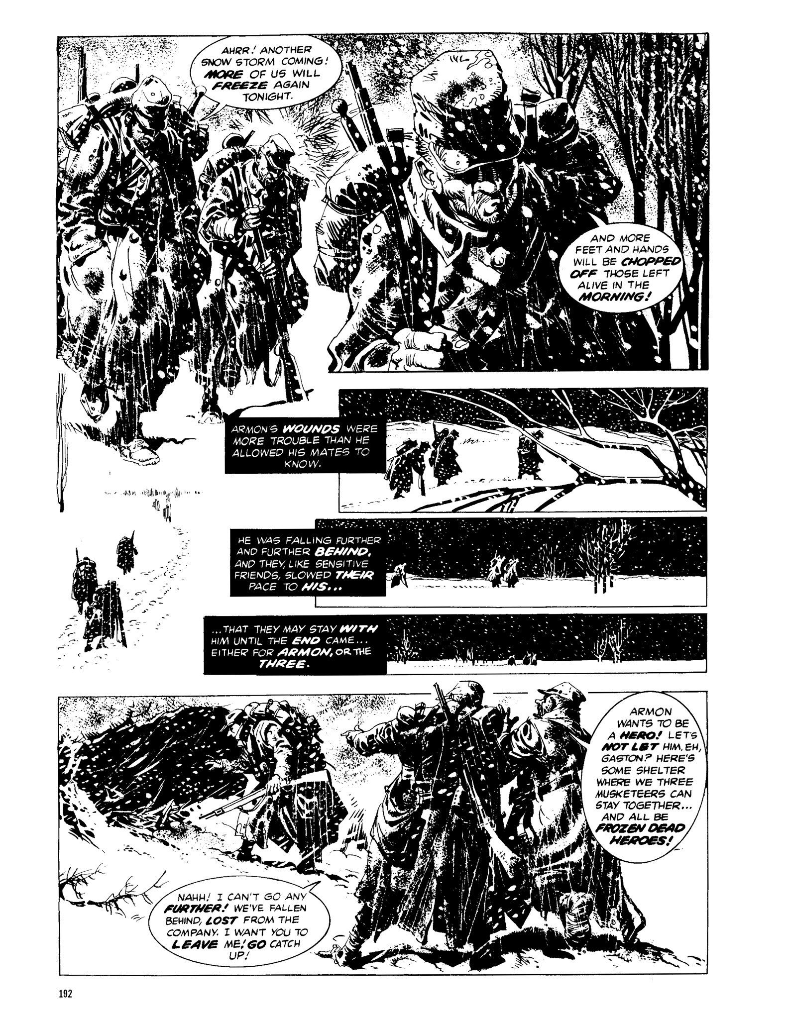 Read online Eerie Archives comic -  Issue # TPB 13 - 193