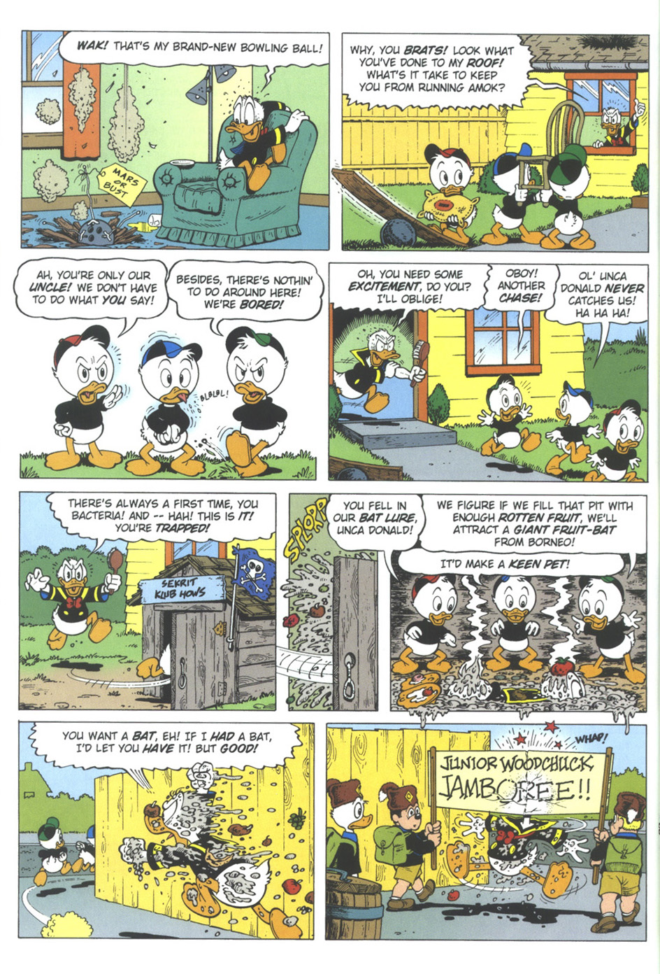 Read online Uncle Scrooge (1953) comic -  Issue #309 - 6
