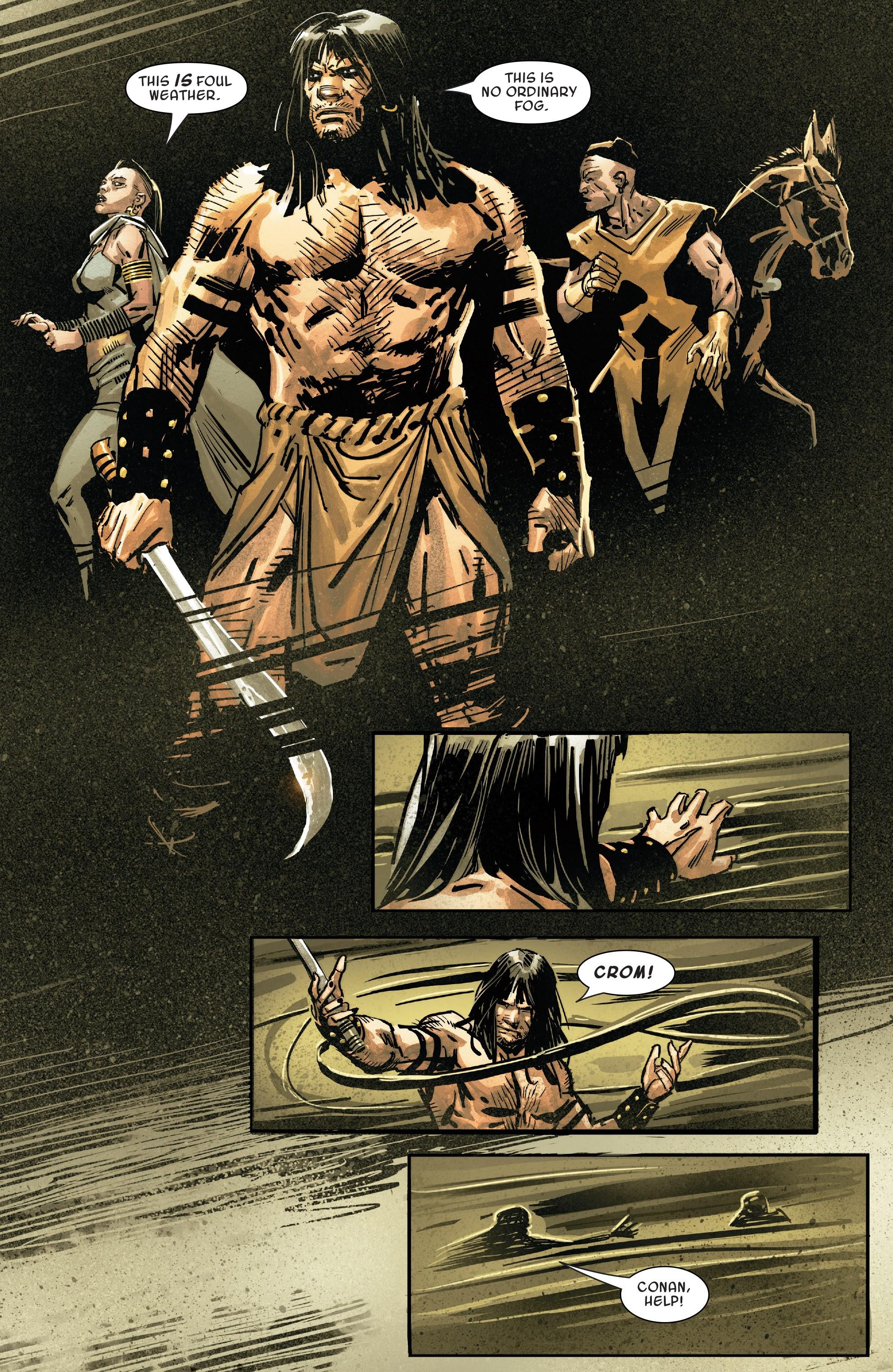 Read online Savage Sword of Conan comic -  Issue #3 - 10