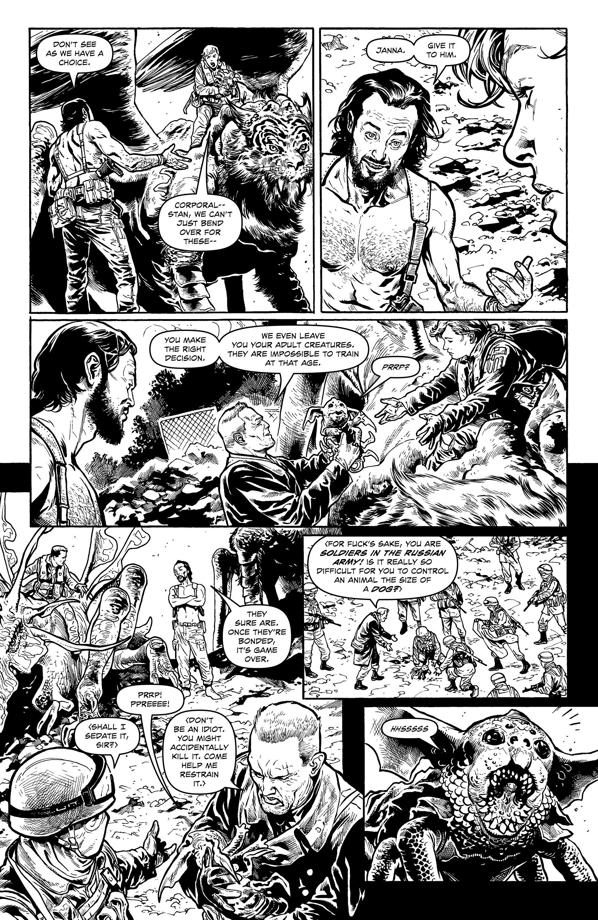 Read online Alan Moore's Cinema Purgatorio comic -  Issue #7 - 45