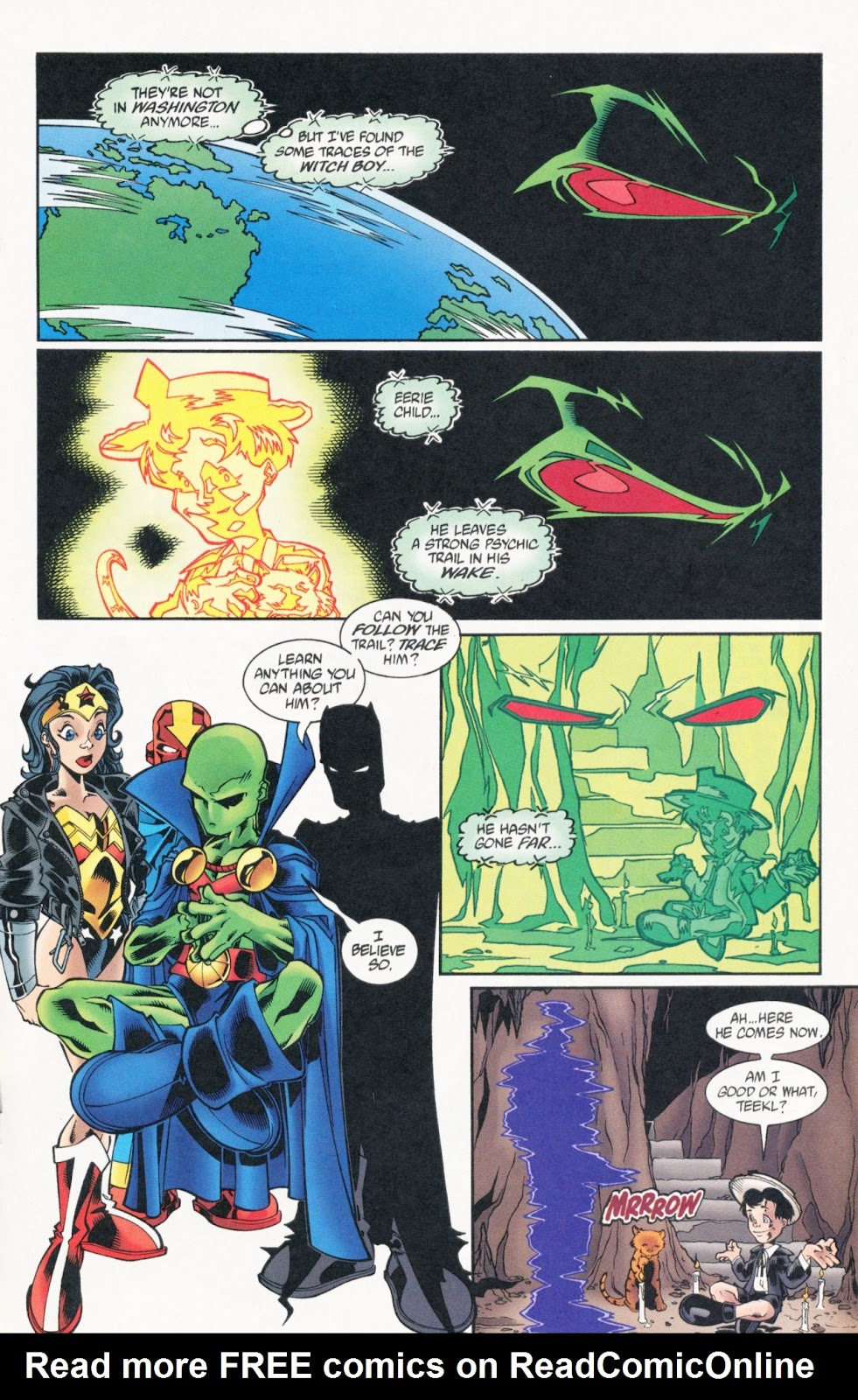 Sins of Youth issue JLA Jr. - Page 19