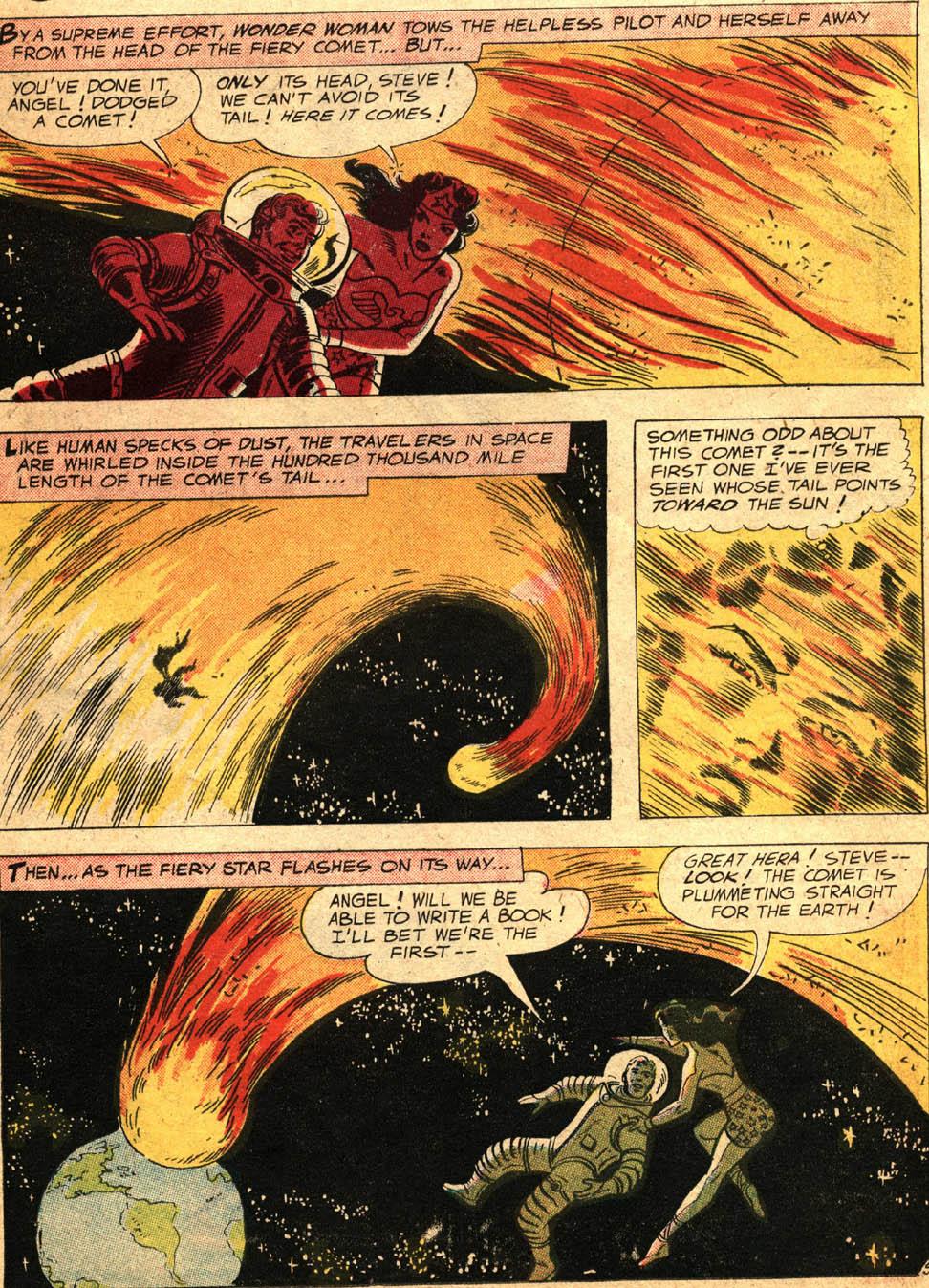 Read online Wonder Woman (1942) comic -  Issue #99 - 11